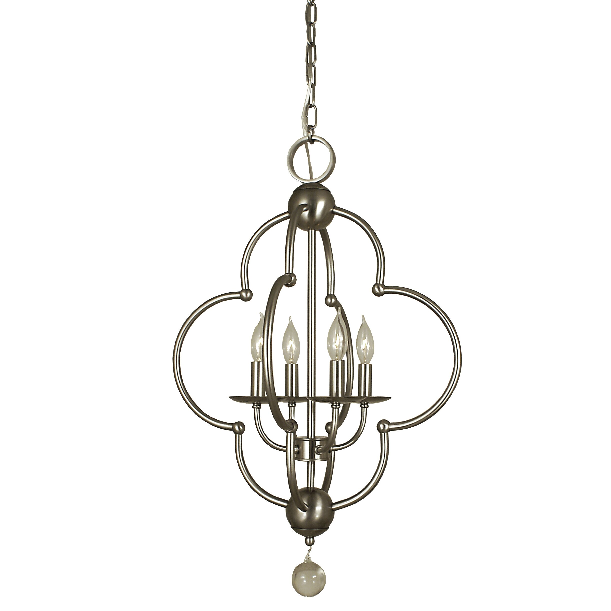 Framburg Quatrefoil 4 Light Foyer Pendant Amp Reviews