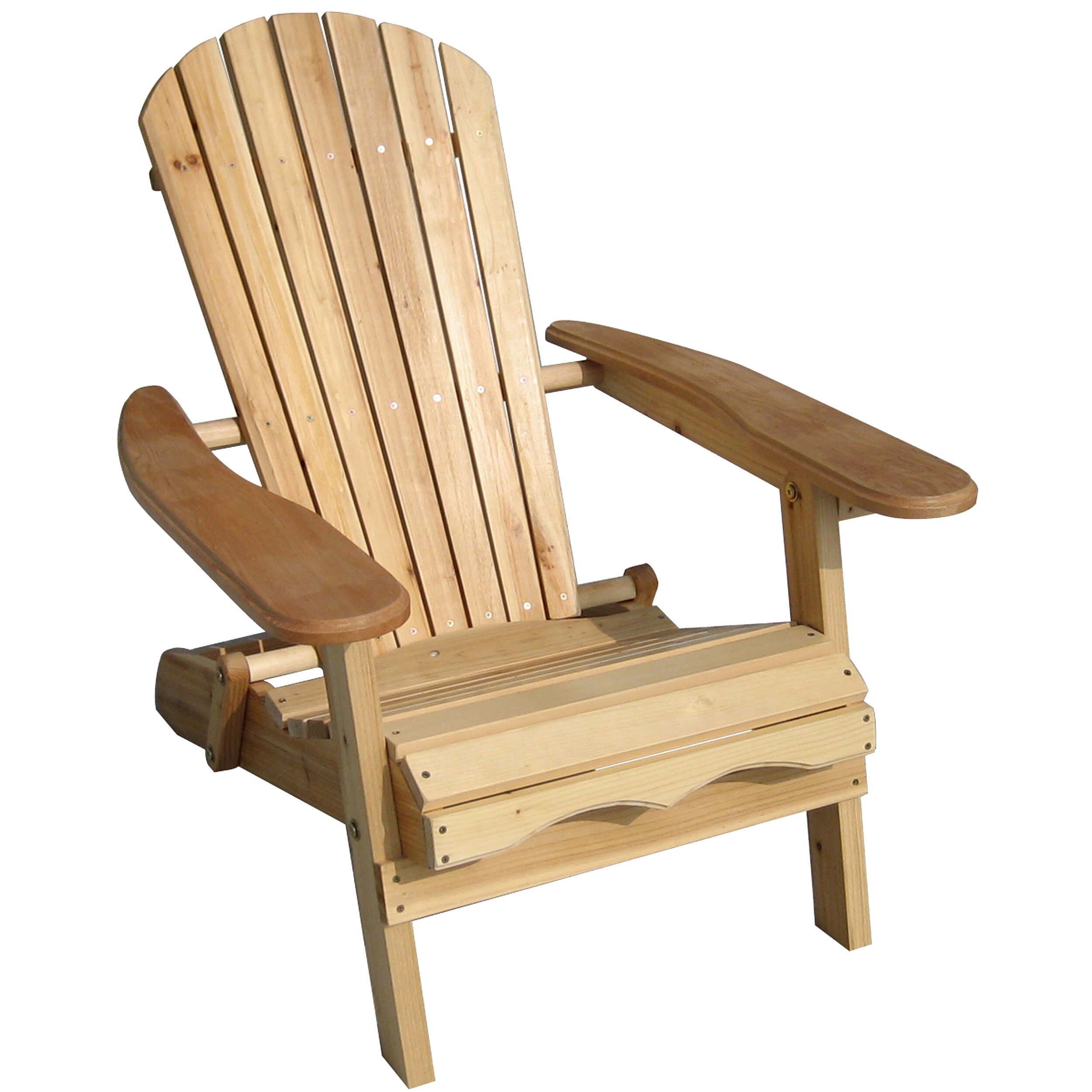 Atlantic Outdoor Merry Garden Adirondack Chair Reviews Wayfair