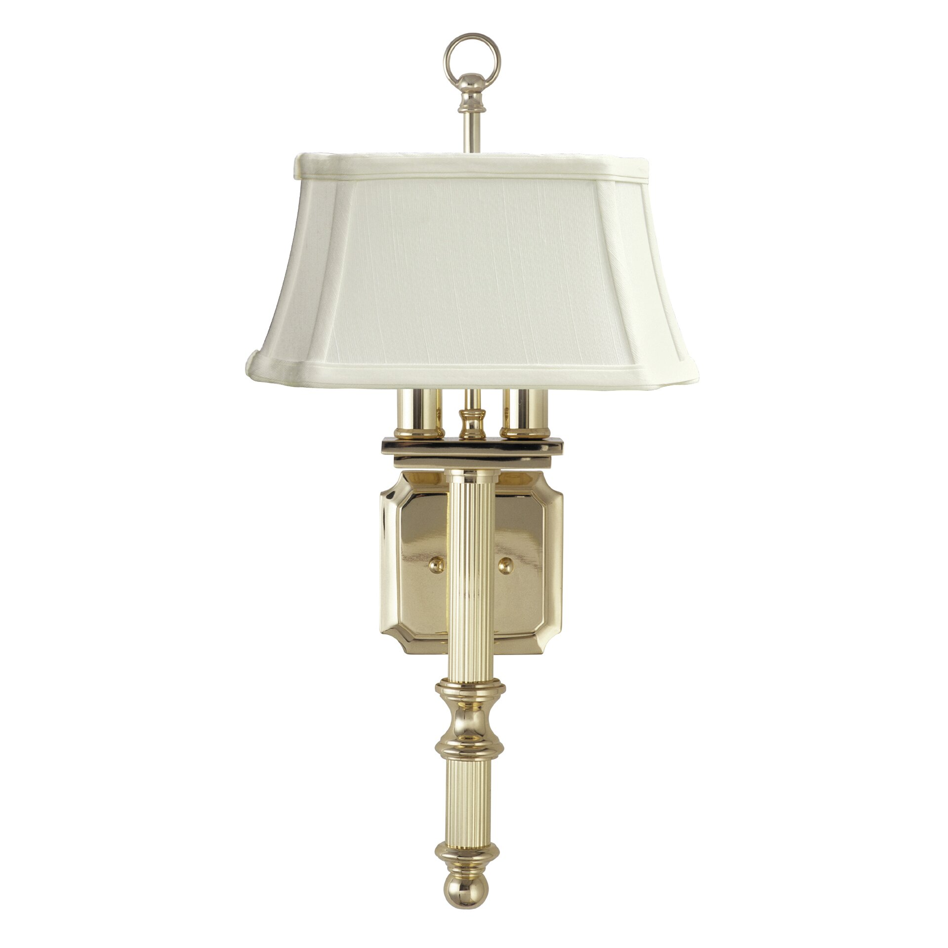 Wall Lamps Wayfair : House of Troy Wall Sconce & Reviews Wayfair
