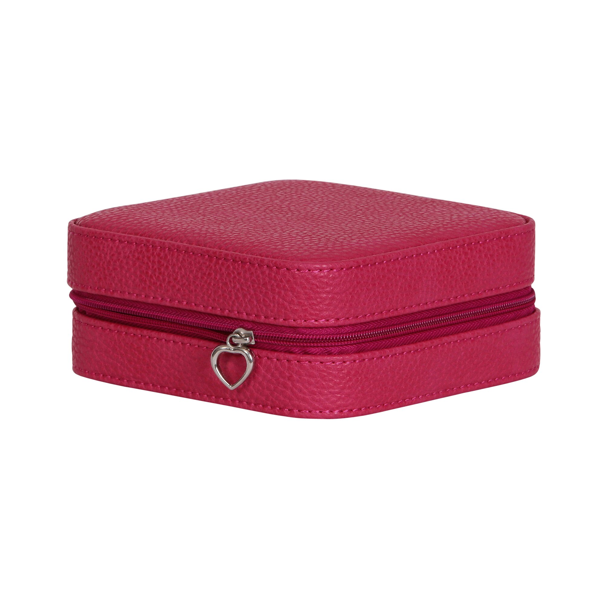 Mele Amp Co Josette Travel Faux Leather Jewelry Case