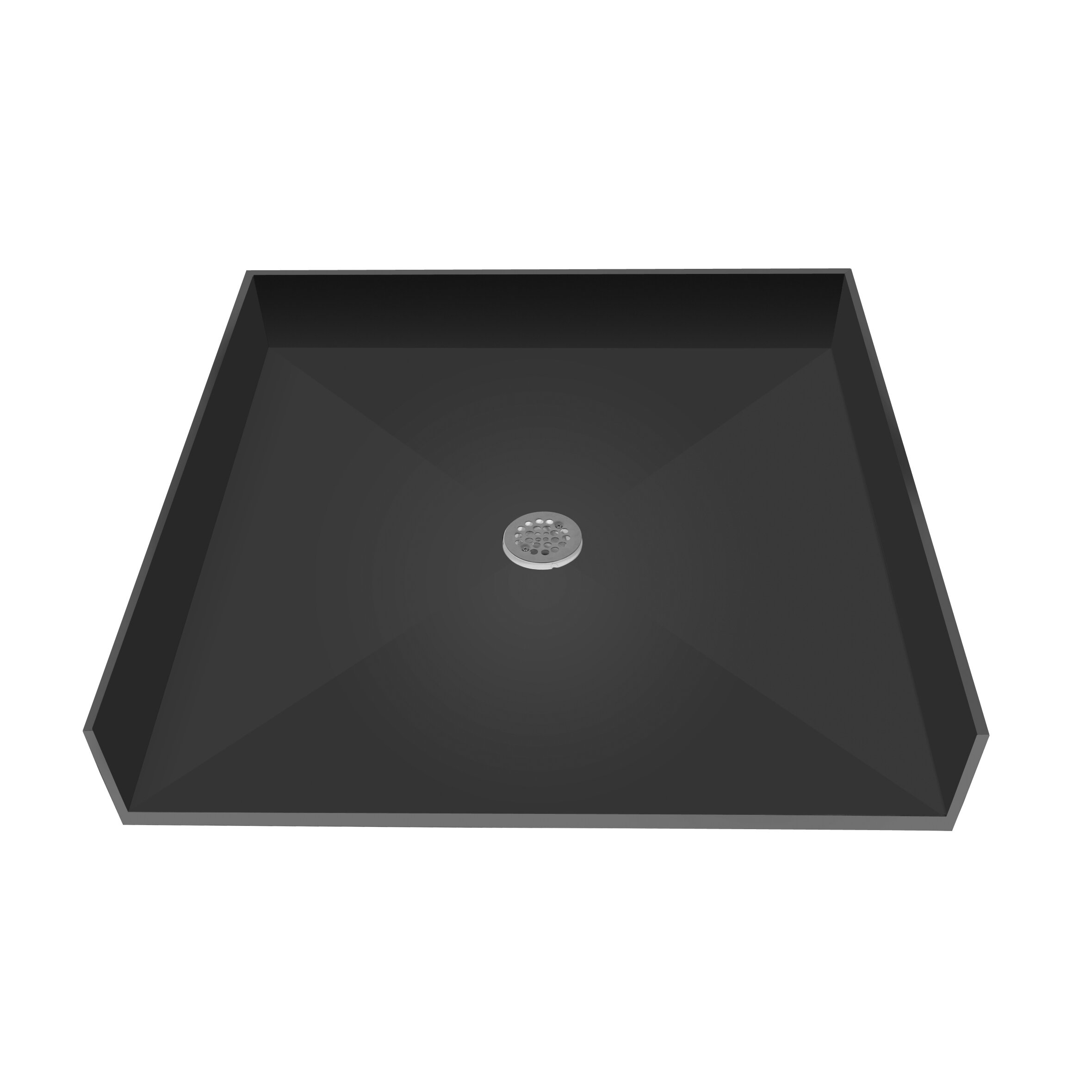 Tile Redi Barrier Free Shower Pan Wayfair
