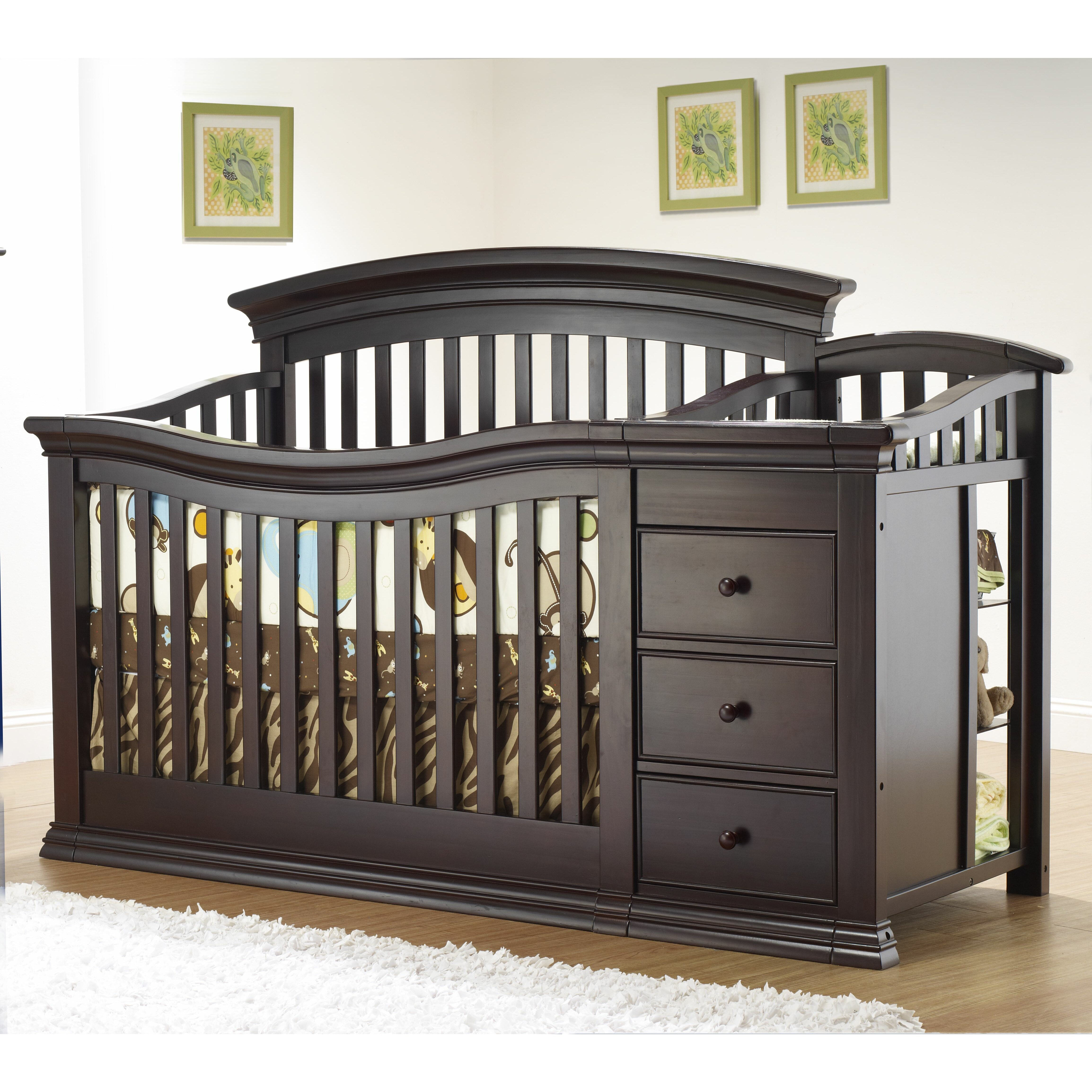 baby boy furniture sorelle verona convertible crib amp reviews wayfair 10150