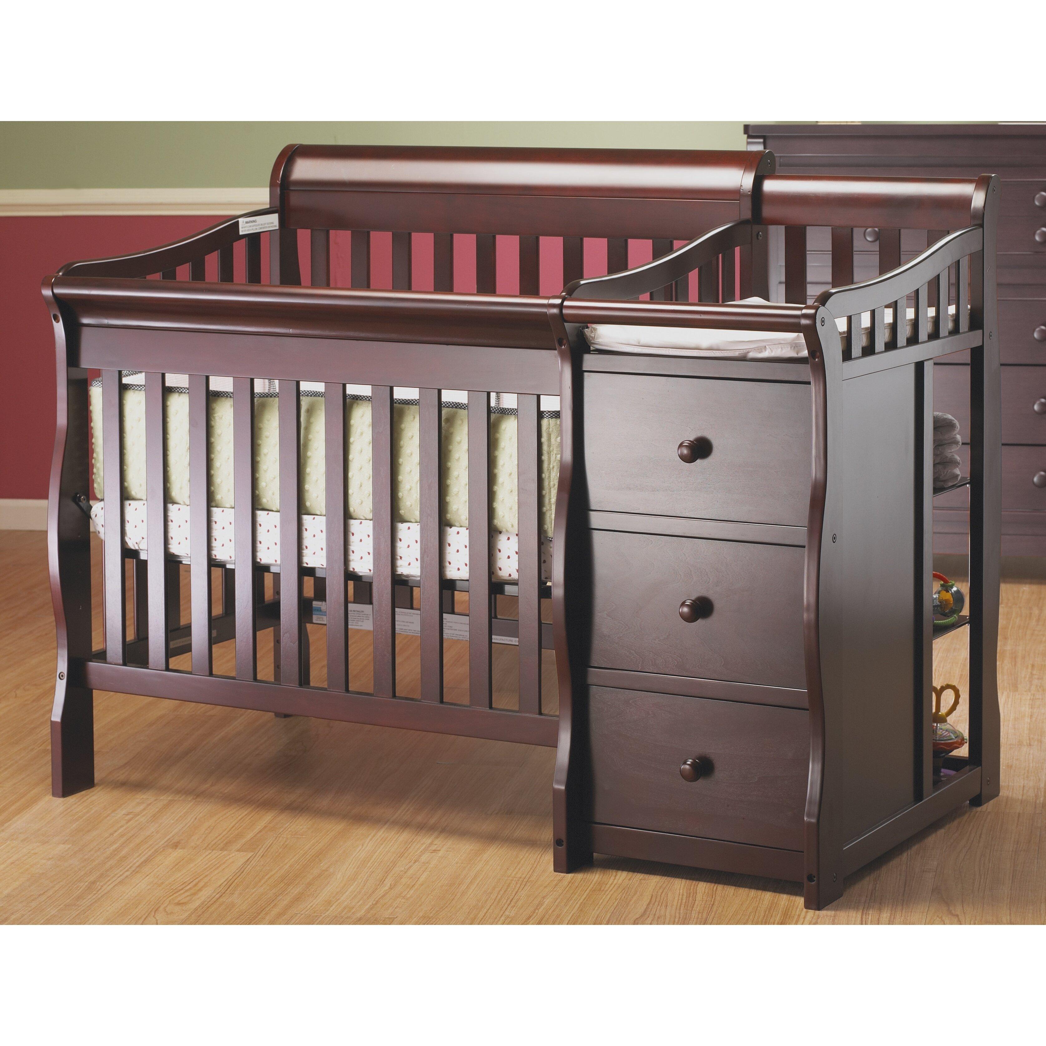 Sorelle Newport Mini Crib Amp Changer Amp Reviews Wayfair