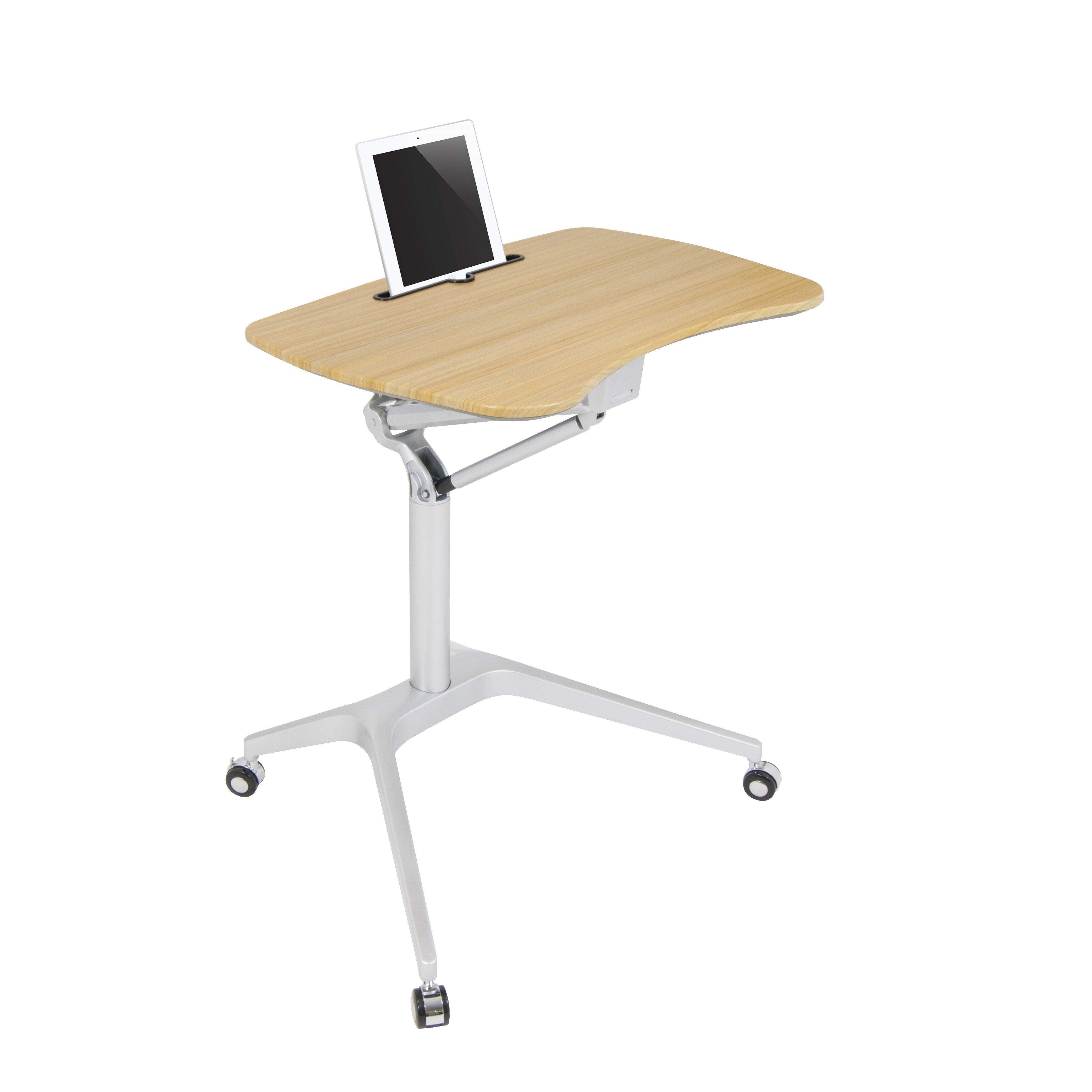 Sit Stand Desk Designs : Studio designs ridge sit standing desk reviews wayfair