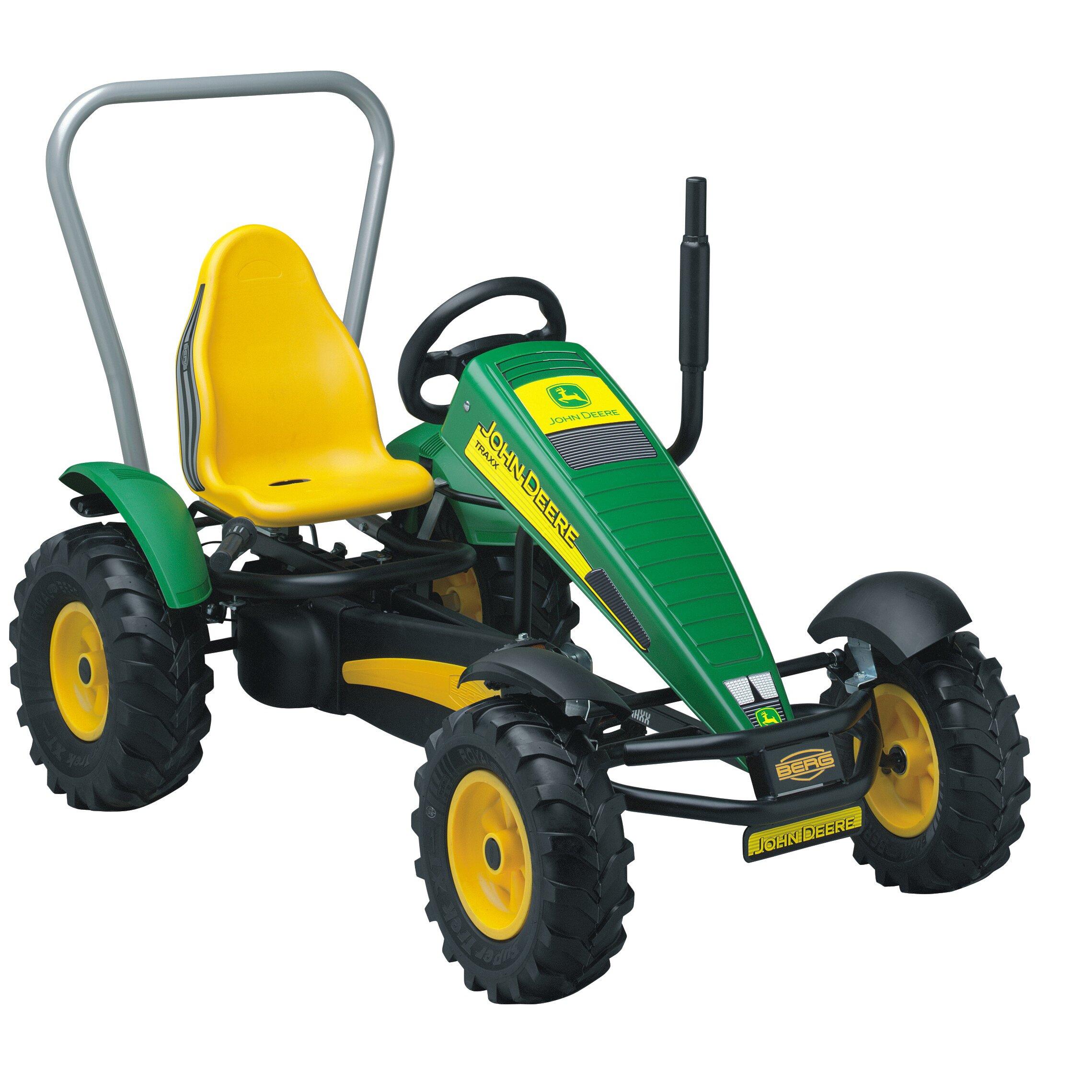 Berg Toys John Deere BF-3 Pedal Tractor | Wayfair