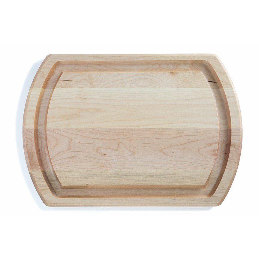 J k adams reversible maple carving board reviews wayfair
