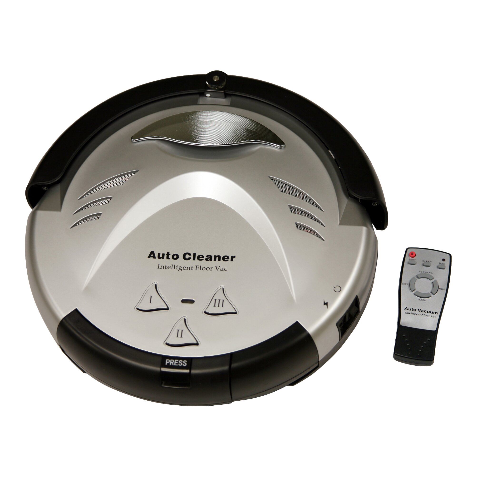 Itouchless Robotic Intelligent Automatic Vacuum Amp Reviews