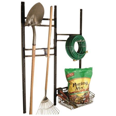 Suncast shed bracket hooks basket reviews wayfair for Garden shed hooks