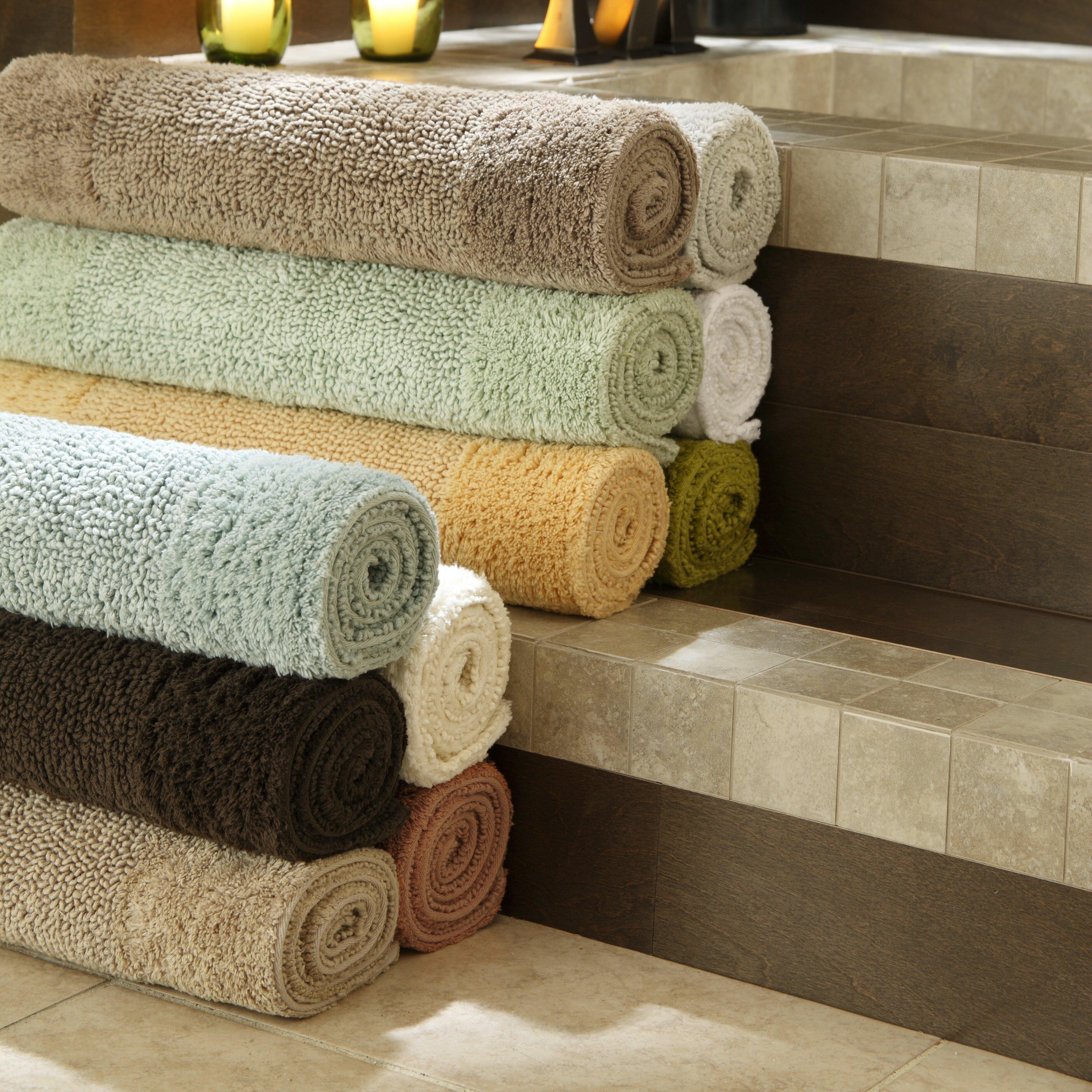 Kassatex Cotton/Rayon Bath Mat & Reviews