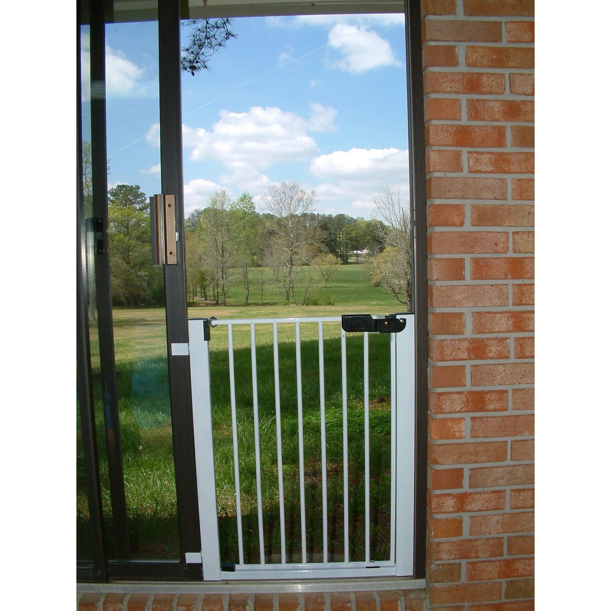 Cardinal Gates Lock N Block Sliding Door Gate Amp Reviews
