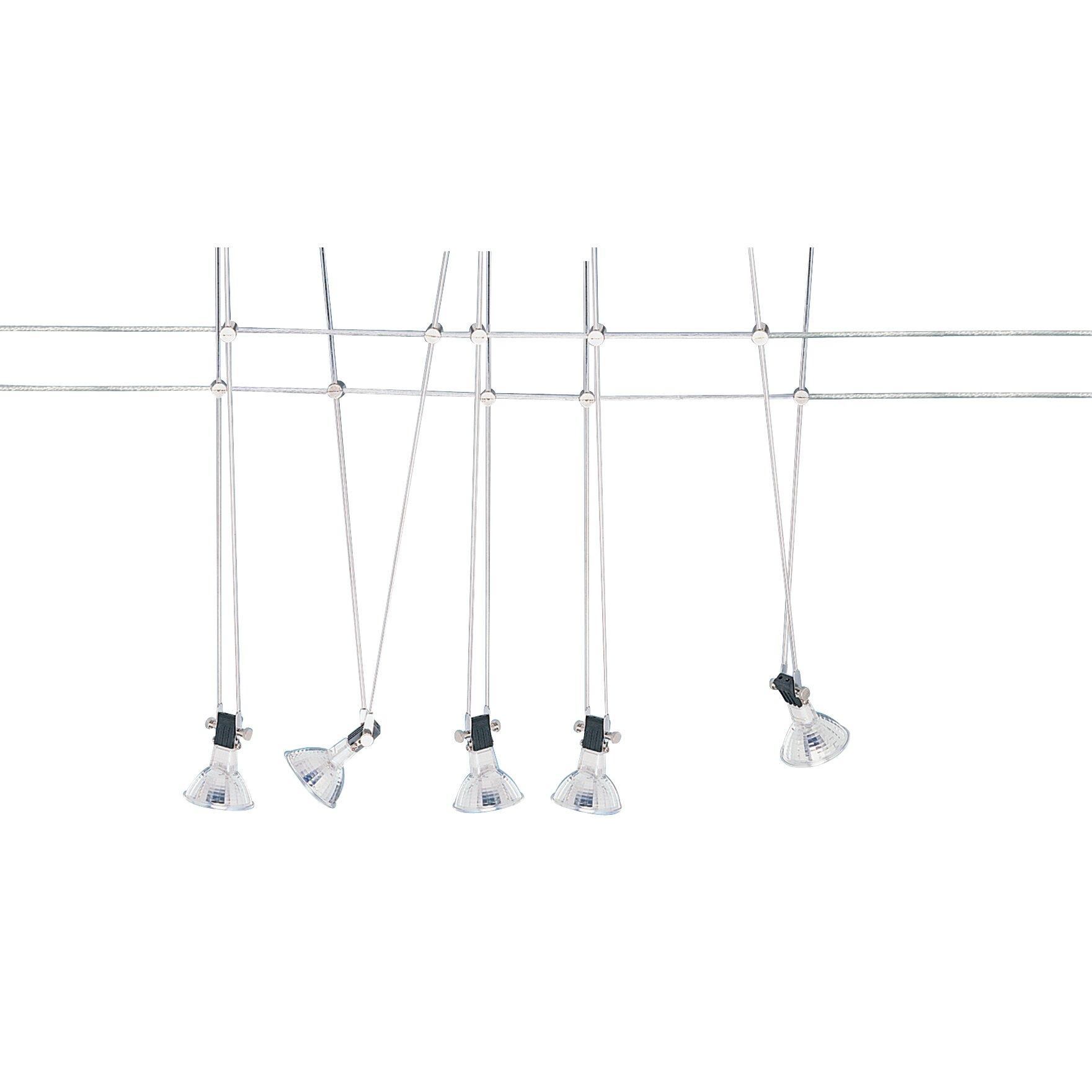 Searchlight Cable Kits 5 Light Track Spotlight Amp Reviews