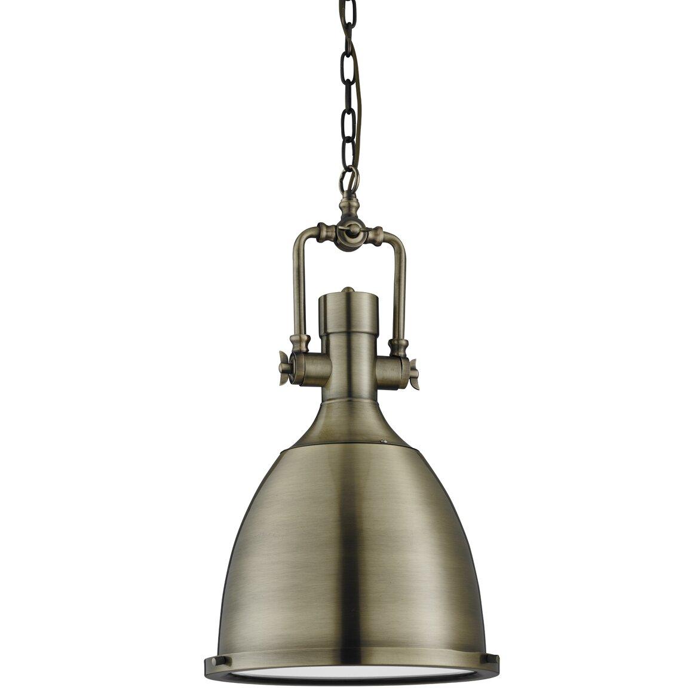 searchlight industrial pendants 1 light mini pendant