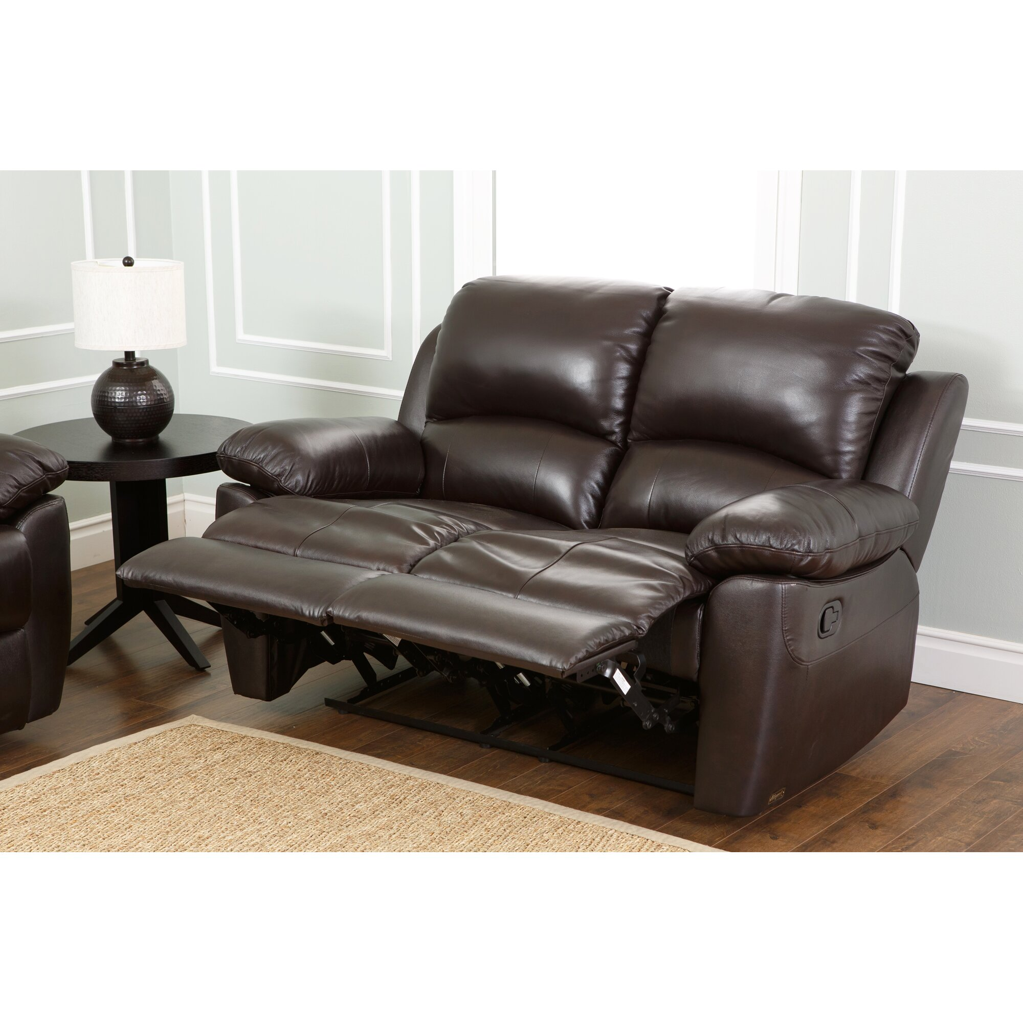 Leather Reclining Living Room Sets – Modern House