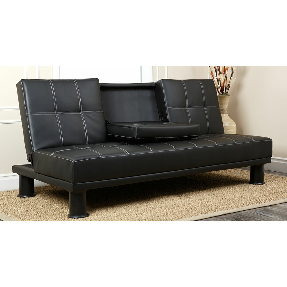 Abbyson living hamilton sleeper sofa reviews wayfair for I furniture hamilton