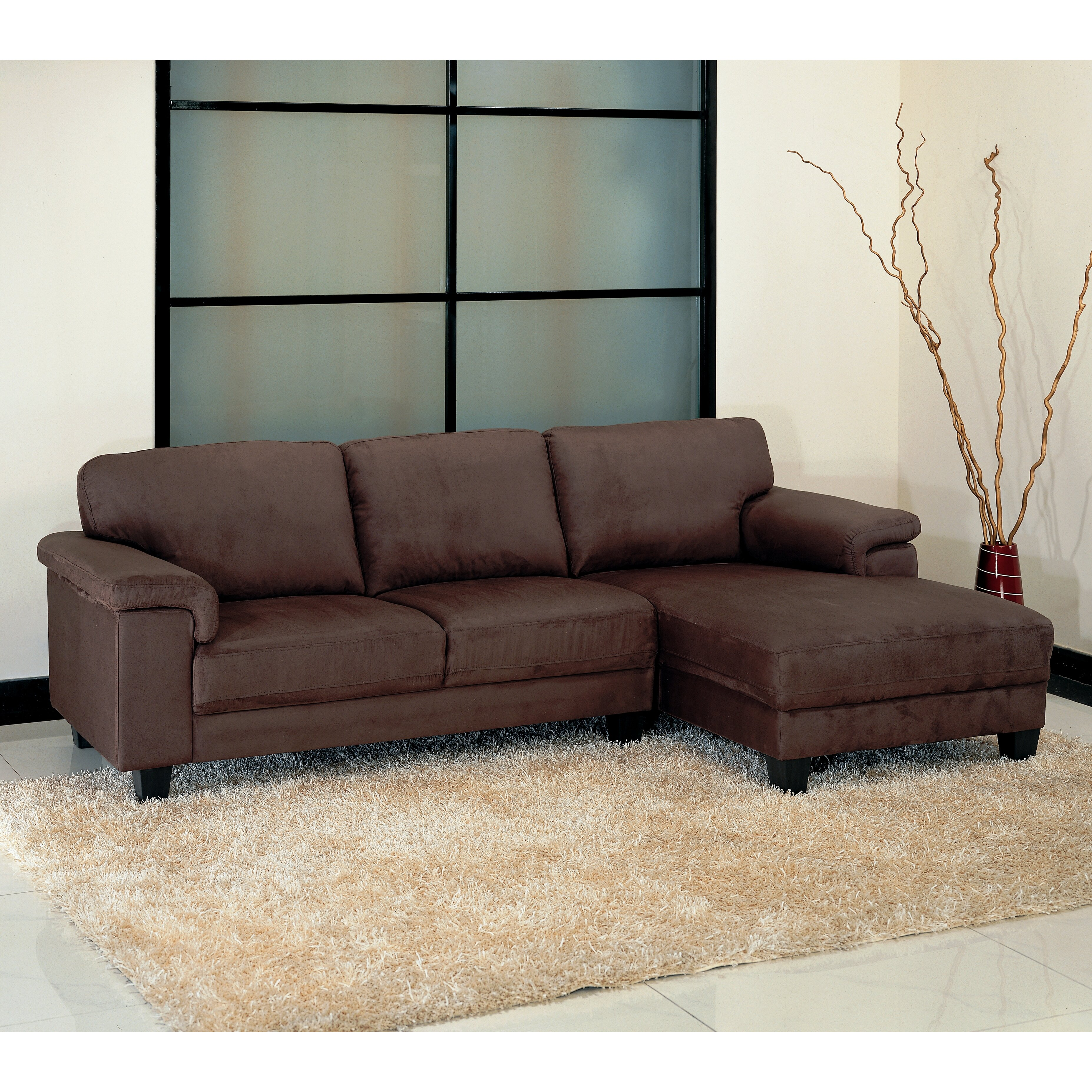 living room furniture brown sectional sofas abbyson living