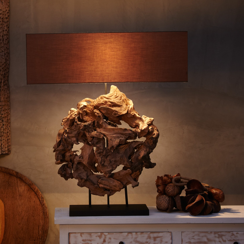 Bellini modern living 36 table lamp reviews wayfair - Modern lamp shades for living room ...