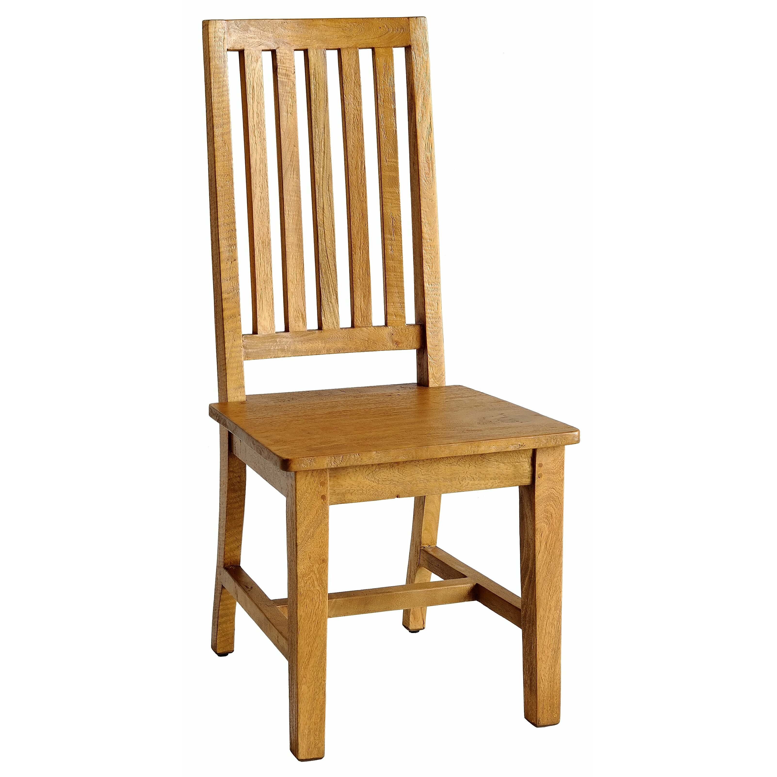 Casual elements provence side dining chair for Informal dining chairs