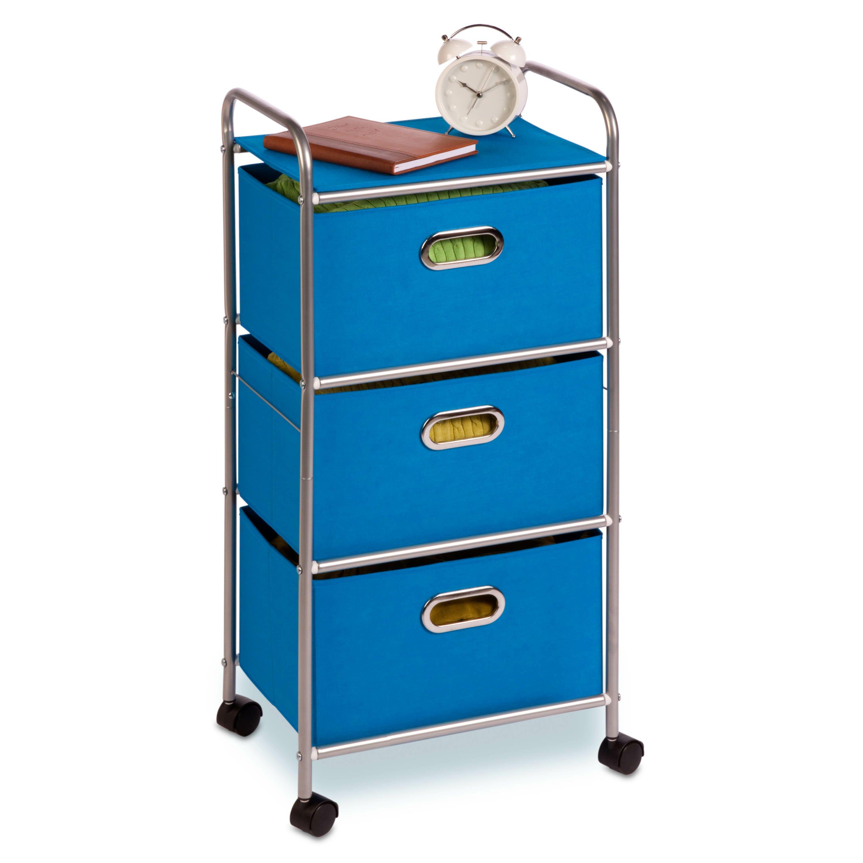 honey can do 3 drawer storage chest reviews wayfair. Black Bedroom Furniture Sets. Home Design Ideas