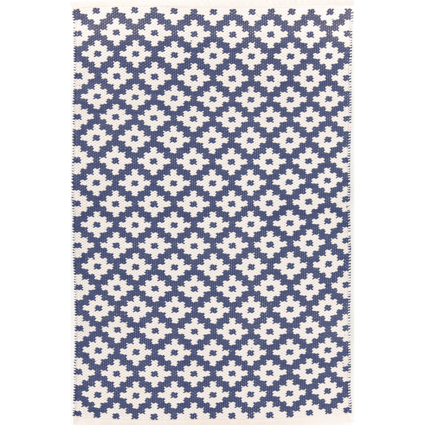 Dash and albert rugs samode hand woven blue indoor outdoor for Dash and albert indoor outdoor rugs