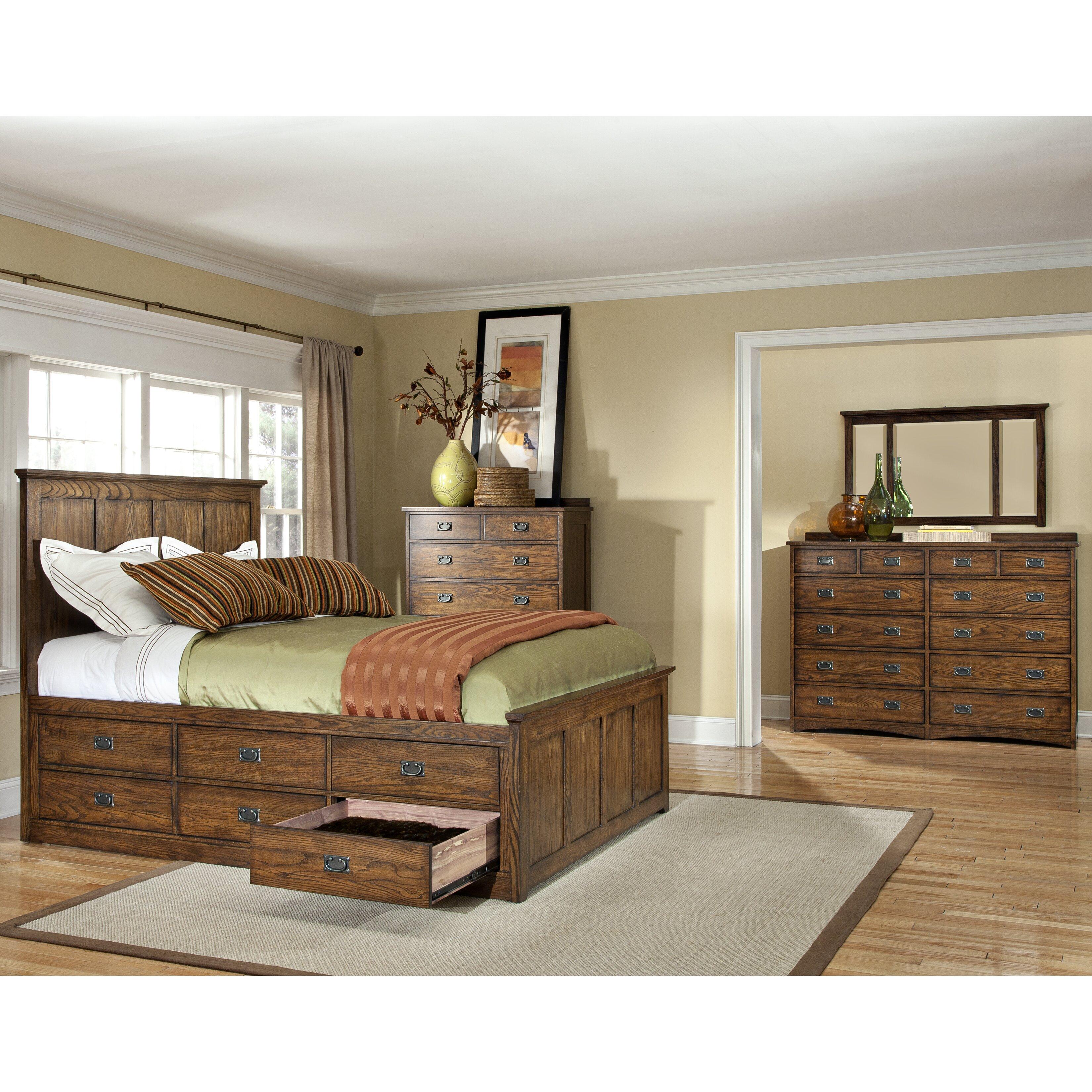 Imagio Home Oakhurst Panel Customizable Bedroom Set Reviews Wayfair