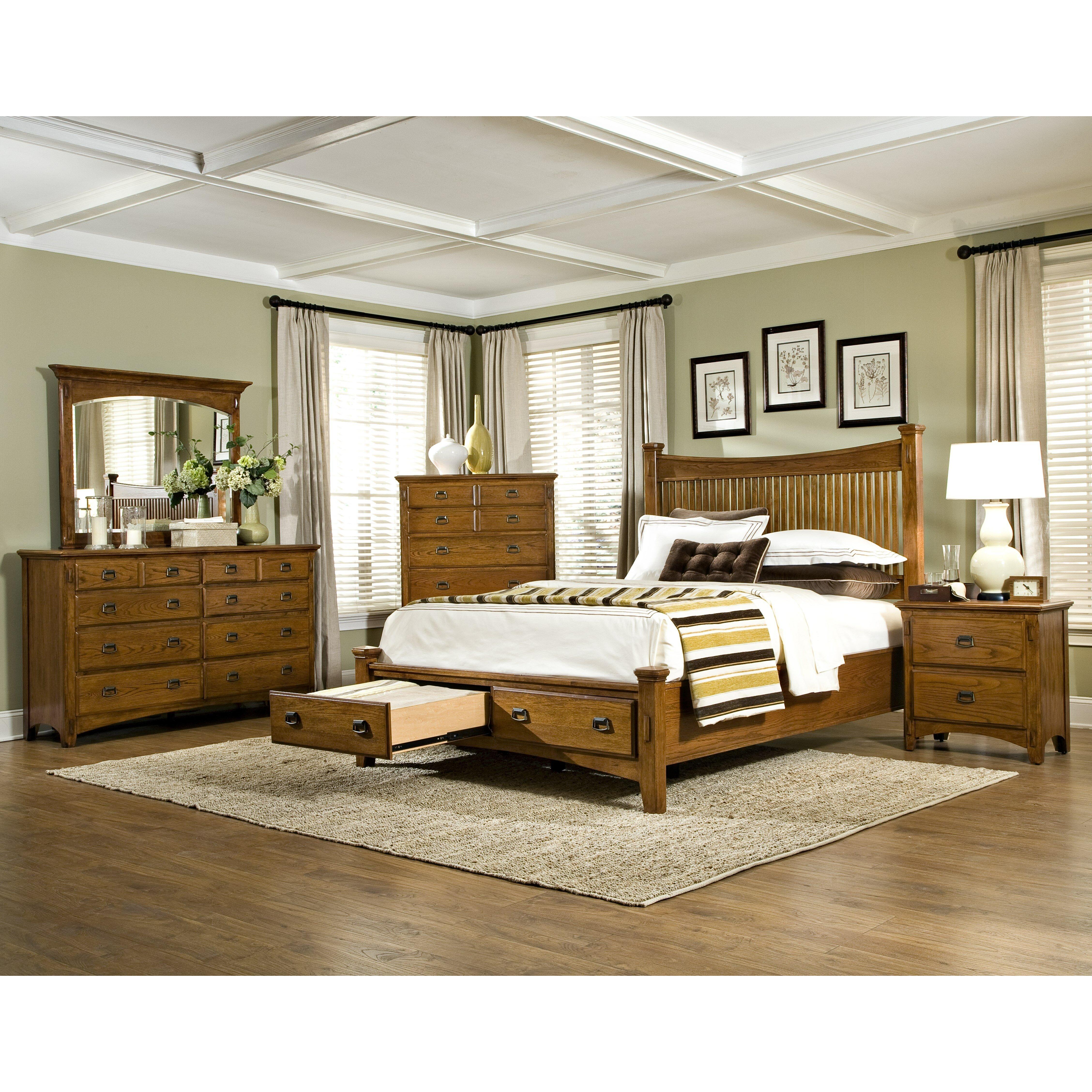 Imagio Home Pasilla Customizable Bedroom Set Reviews Wayfair