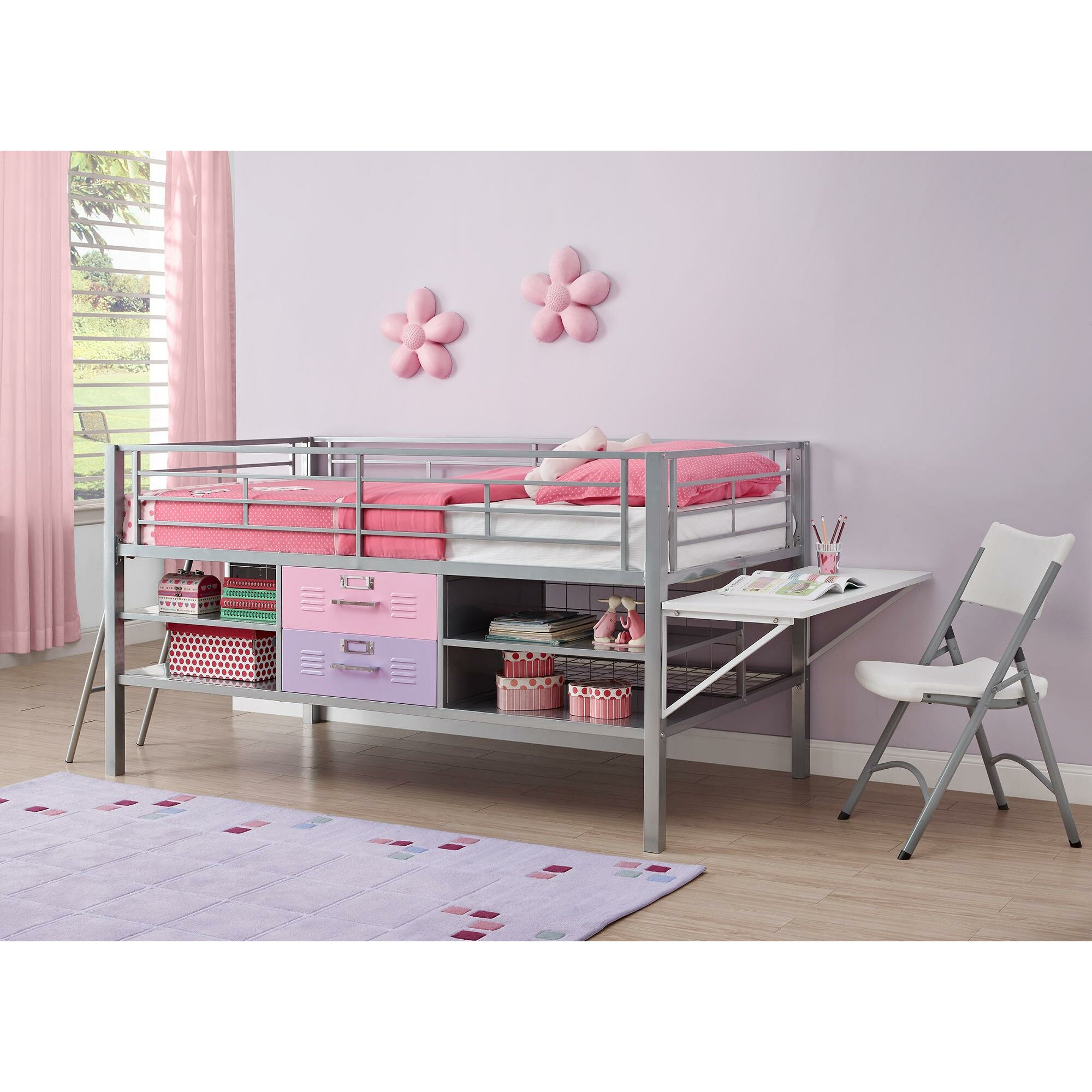 Junior Twin Locker Bed