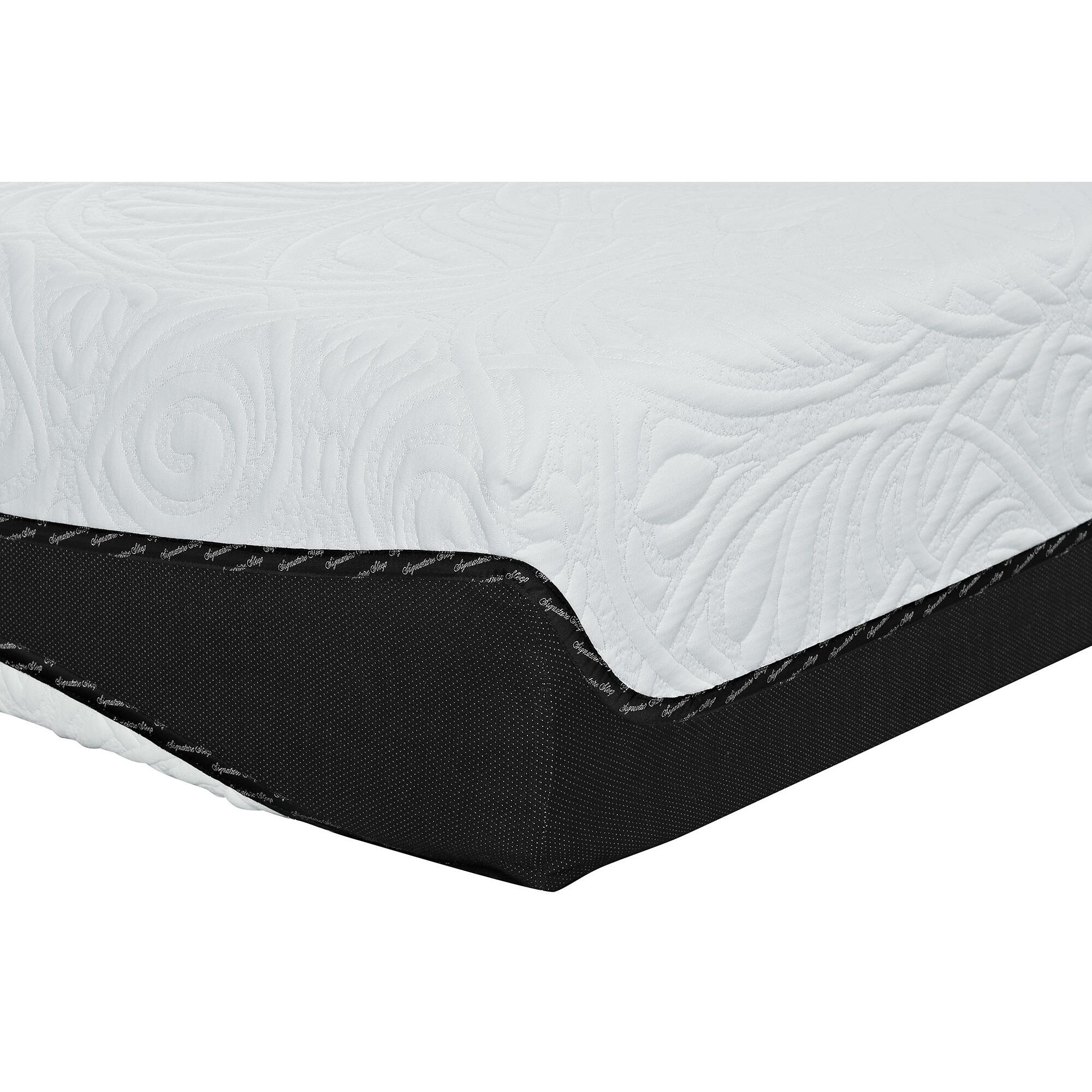 Dhp signature sleep 12 gel memory foam mattress reviews for Living spaces mattress reviews
