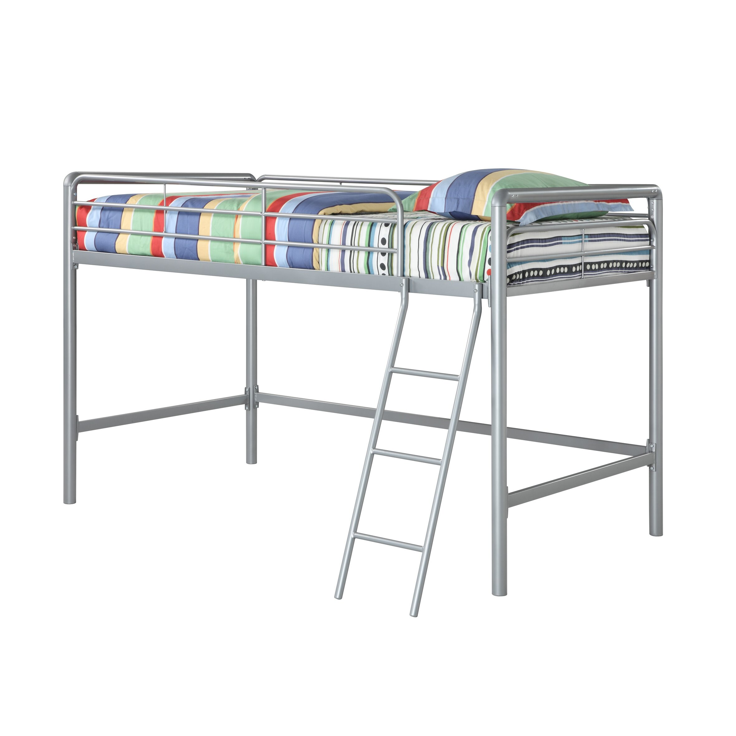 DHP Junior Twin Low Loft Bed & Reviews
