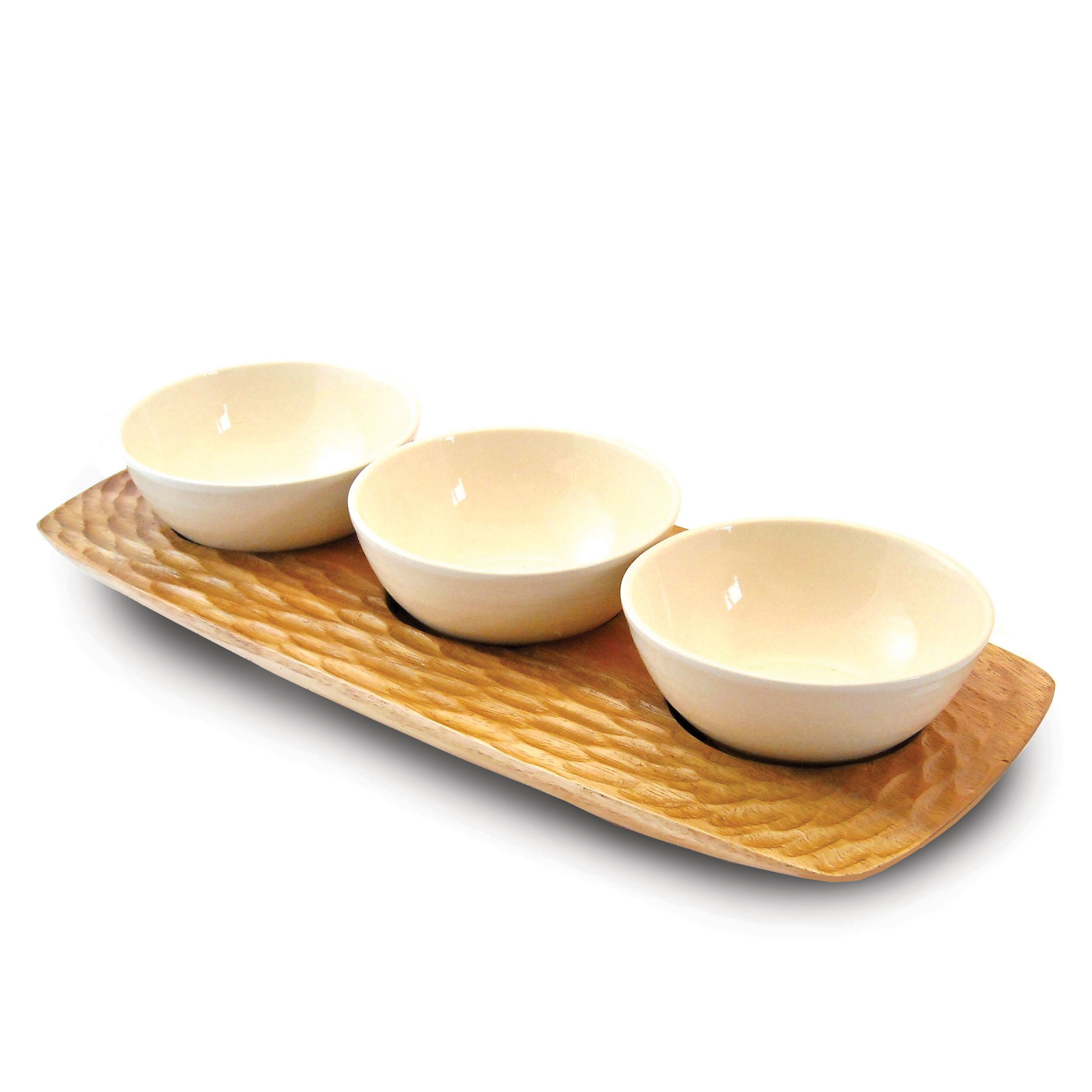 Enrico Casual Dining Serving Bowl 4 Piece Set Wayfair