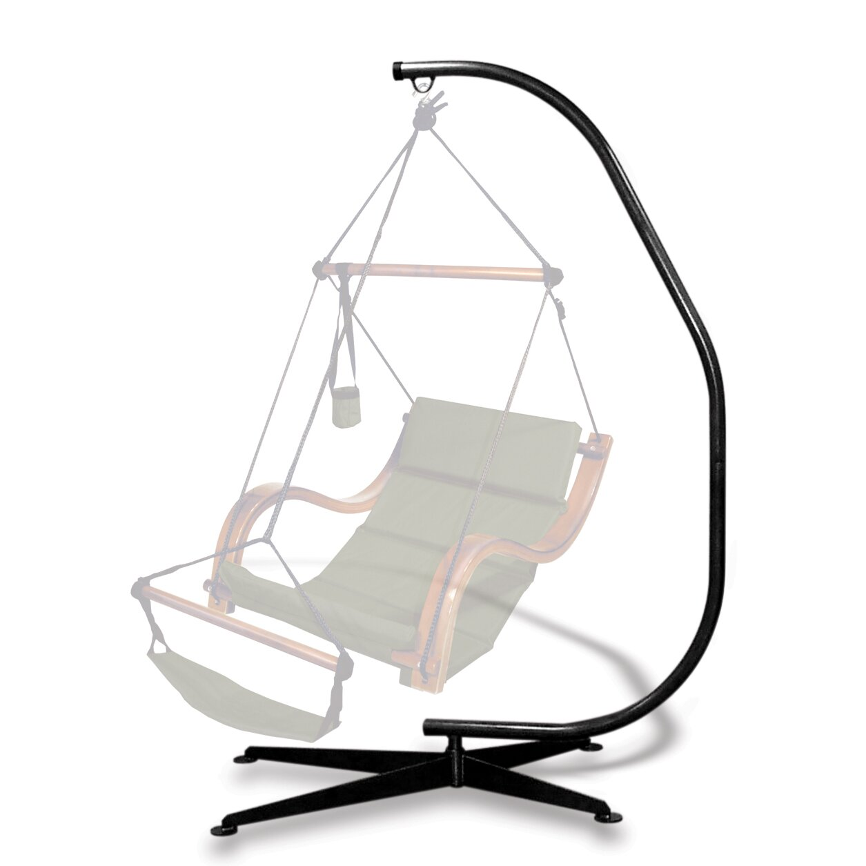 Hammaka Suelo C Hammock Chair Stand & Reviews | Wayfair