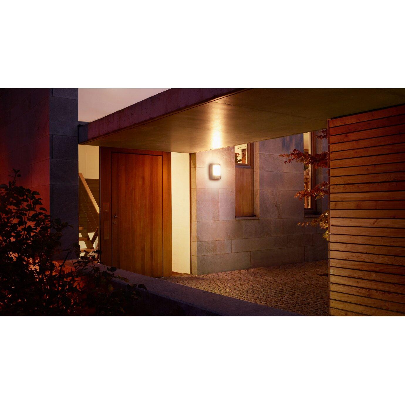 Steinel 1 Light Outdoor Flush mount & Reviews Wayfair UK