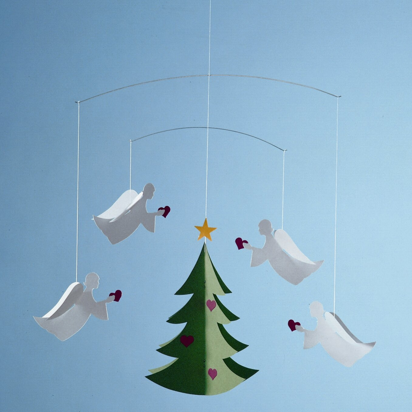 Flensted mobiles christmas angels of love mobile reviews - Flensted mobiles ...