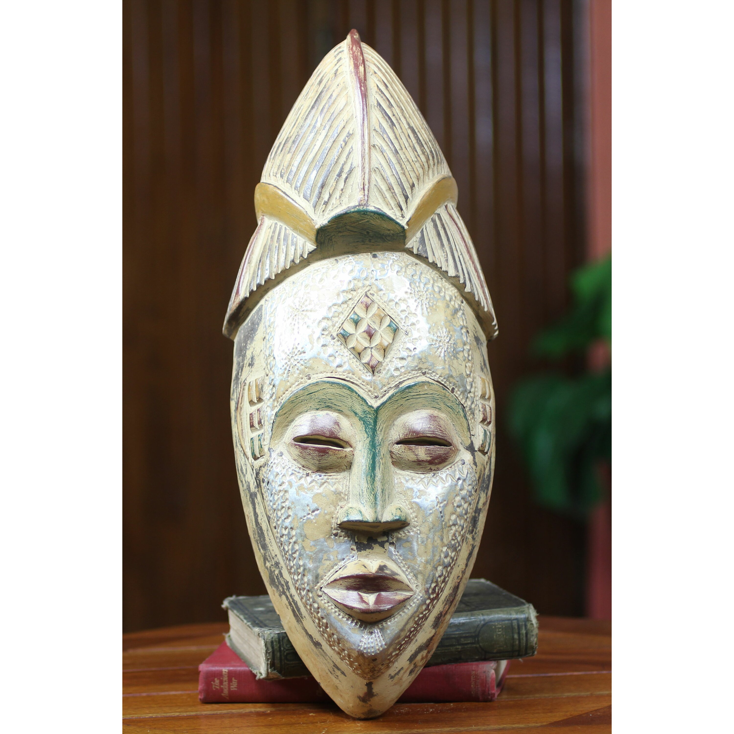 Akan Royalty Ghanaian Handmade African Wall Decor Reviews Wayfair