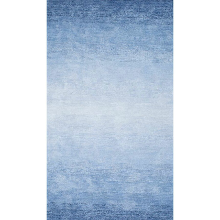Nuloom Ombre Bernetta Hand Tufted Blue Area Rug Amp Reviews
