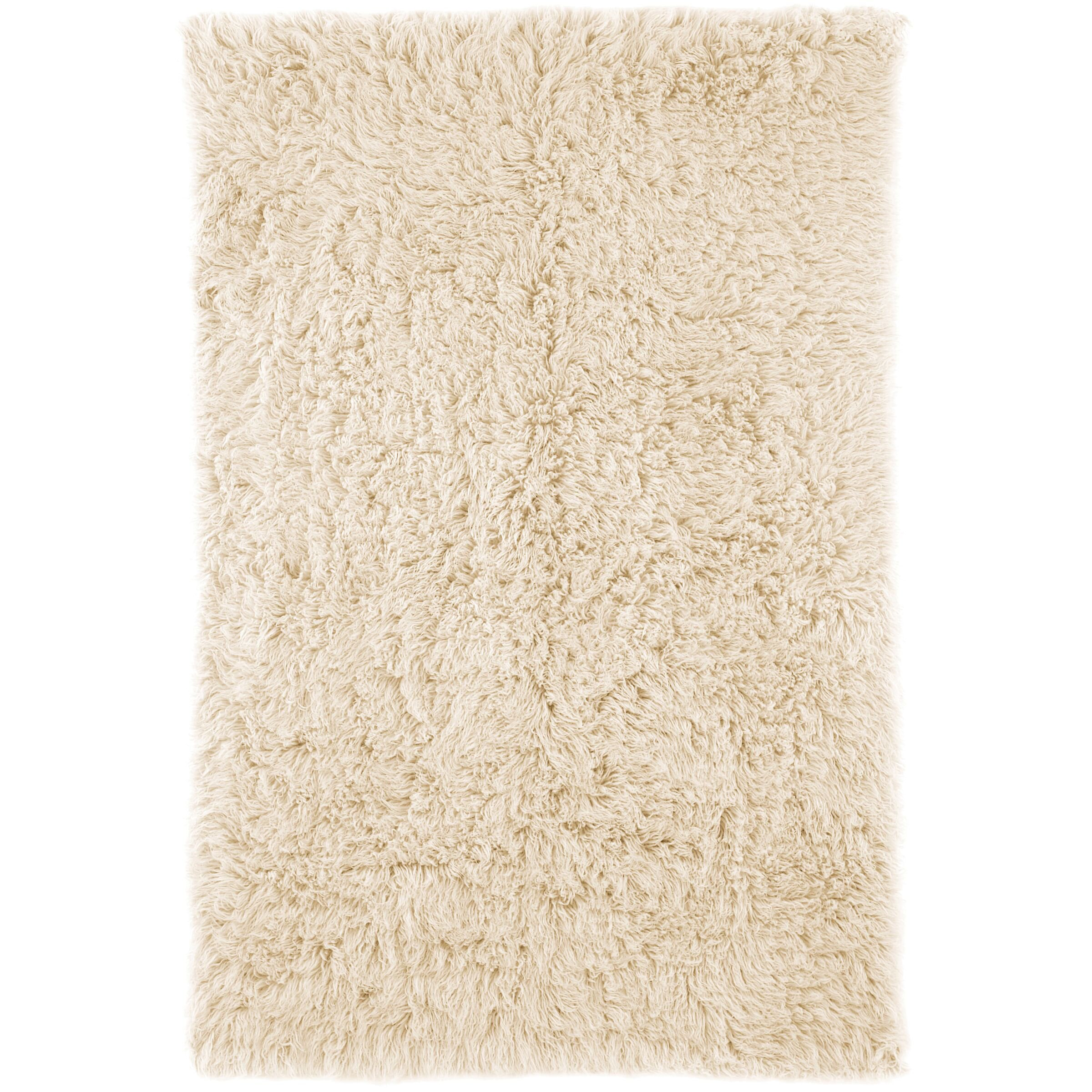 Nuloom Flokati Natural Area Rug Amp Reviews Wayfair