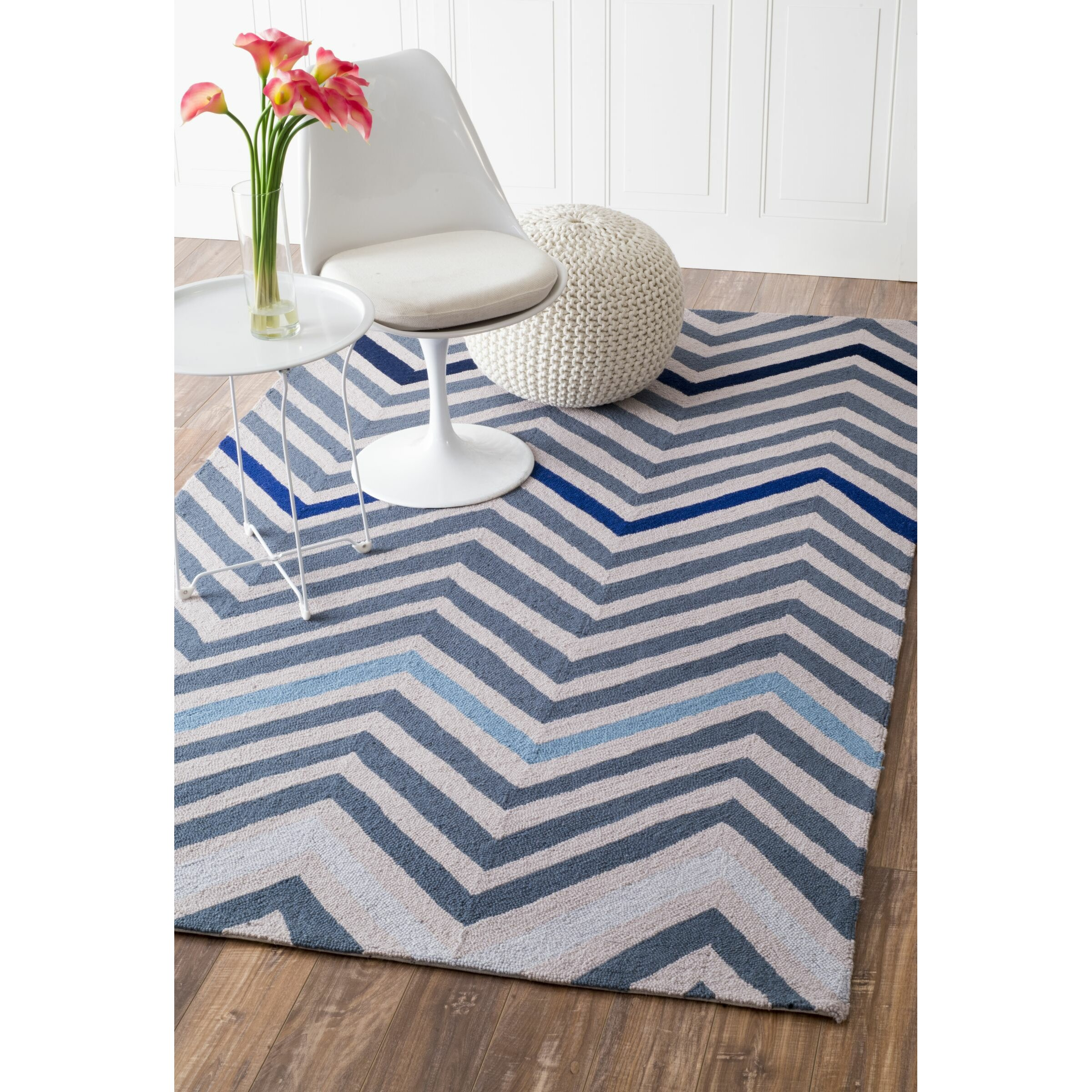 28 blue chevron area rug monarch antigua grey blue chevron