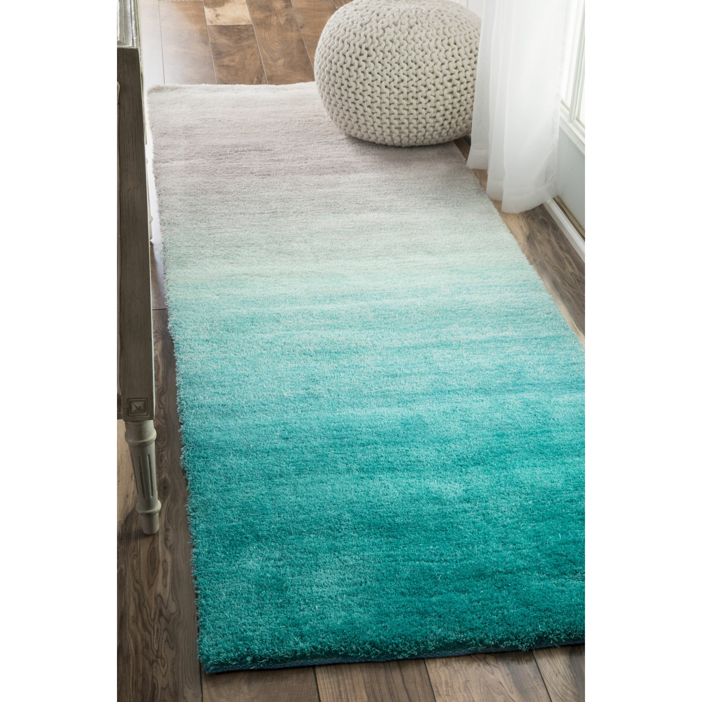 Nuloom Sivir Turquoise Area Rug Amp Reviews Wayfair