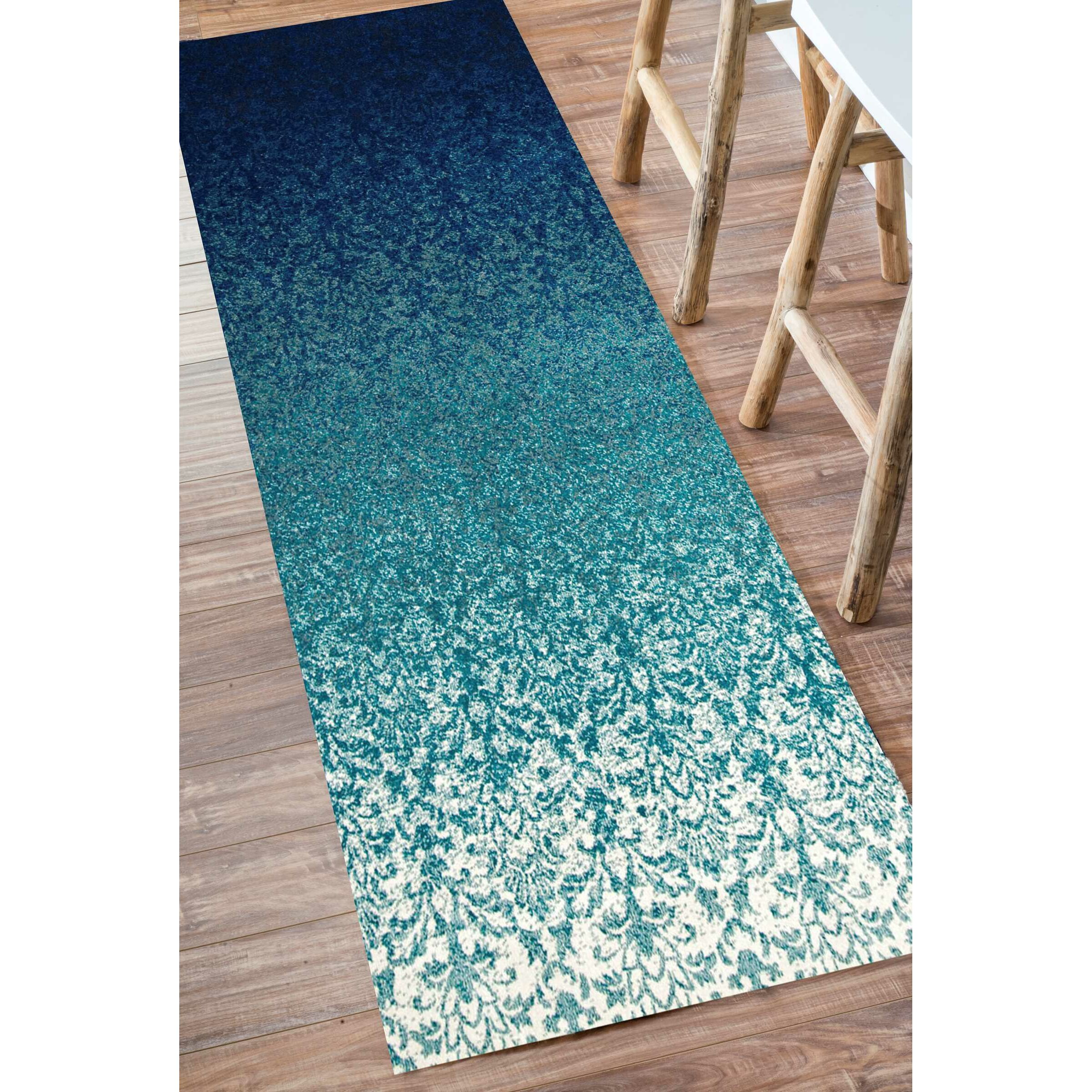 Nuloom Crandall Turquoise Area Rug Reviews