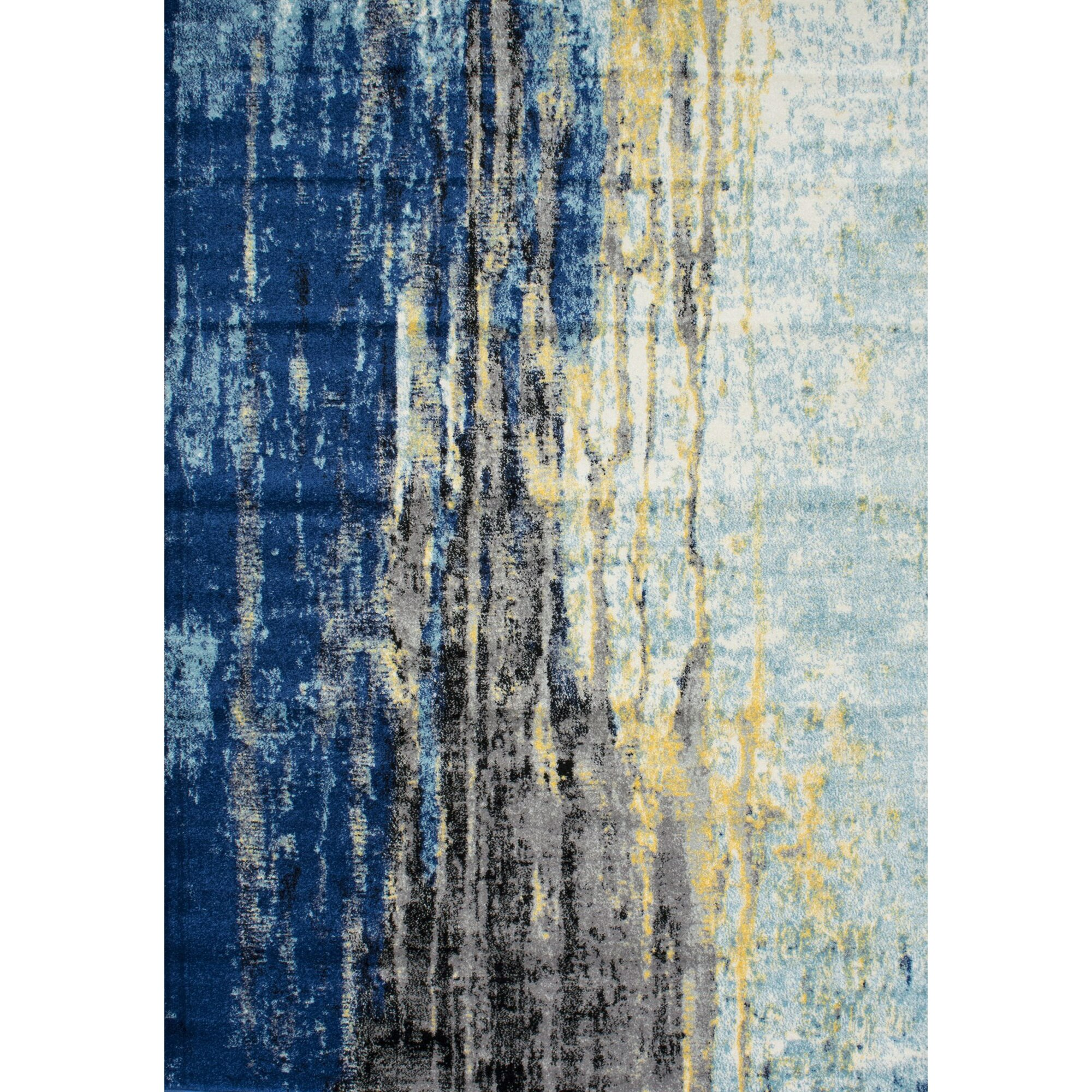nuLOOM Katharina Blue Area Rug u0026 Reviews : Wayfair