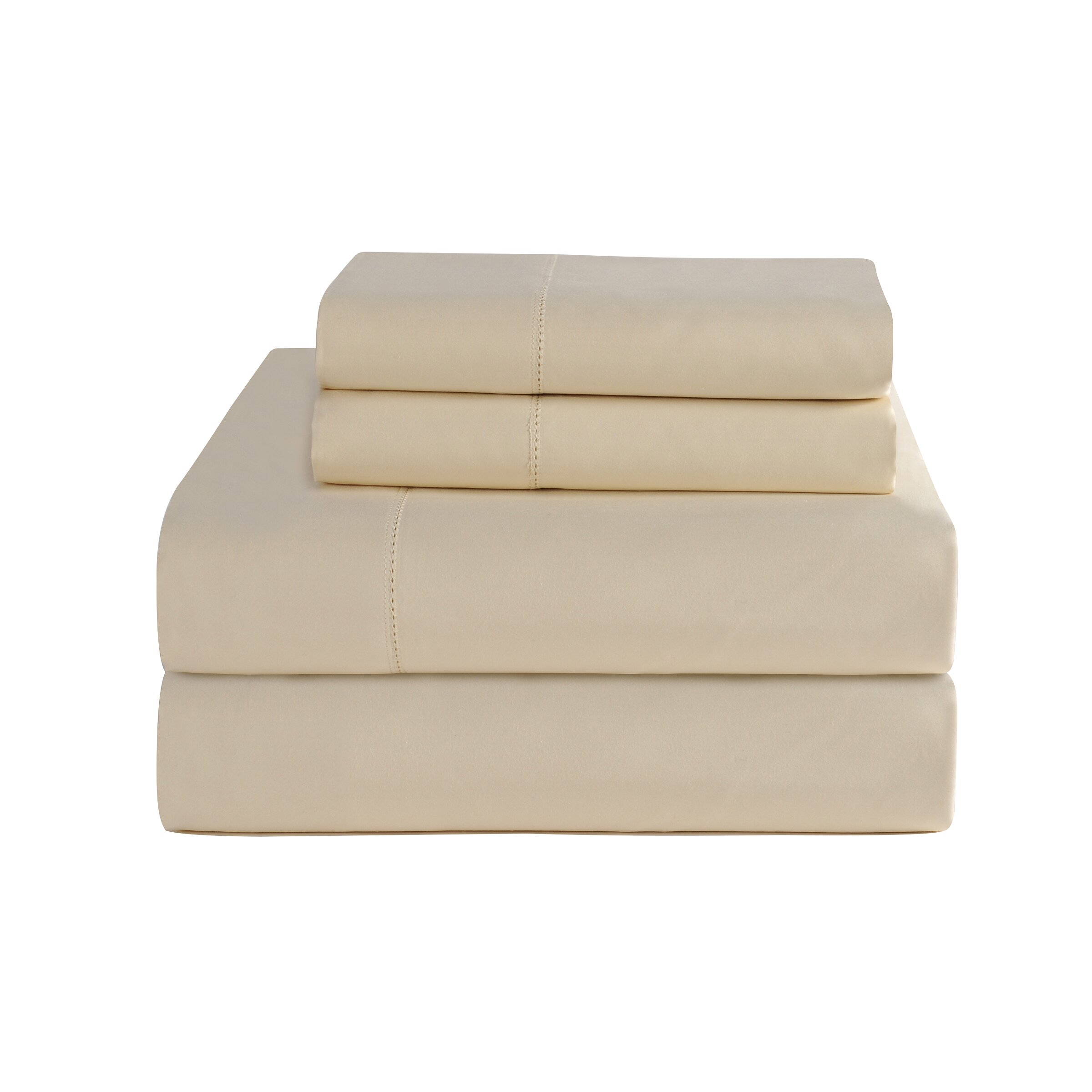 Pointehaven 4 piece 800 thread count deep pocket luxury for What is thread count in sheets
