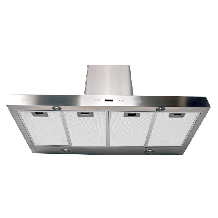 Island Hoods On Sale ~ Cavaliere quot cfm ductless island range hood reviews