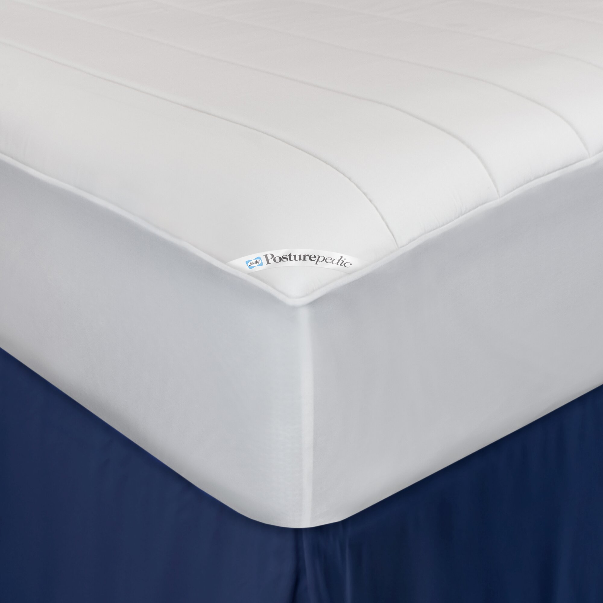Sealy Posturepedic Washable Memory Foam Fitted Waterproof