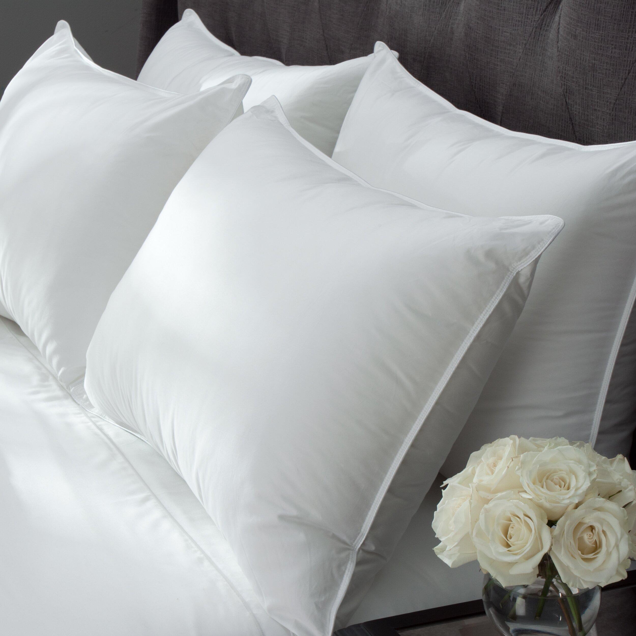 Sealy EnviroLoft Hypoallergenic Down Alternative Pillow & Reviews Wayfair