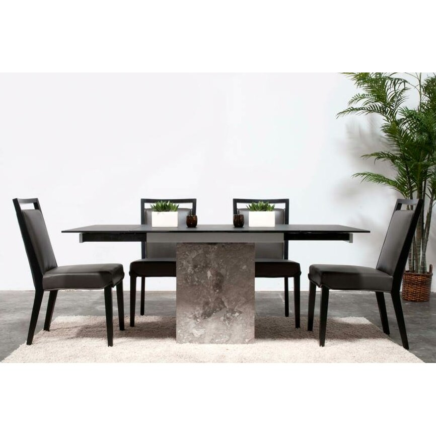 Star International Ritz 5 Piece Dining Set & Reviews | Wayfair