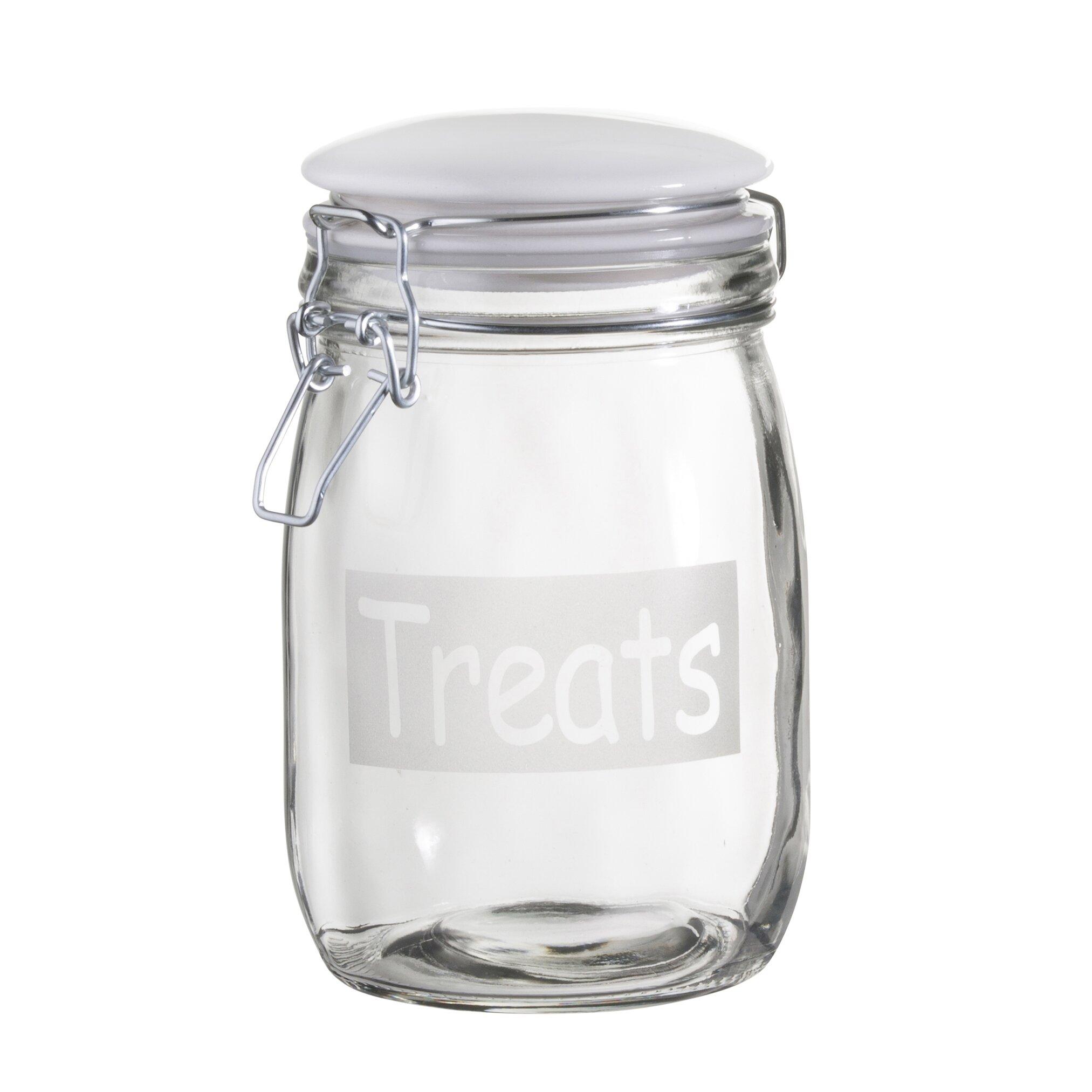 Global Amici Pet Treats Jar