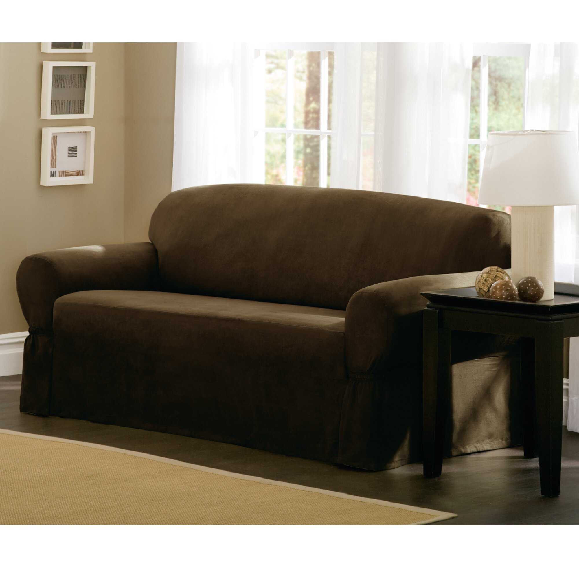 Loveseat Slipcovers T Cushion