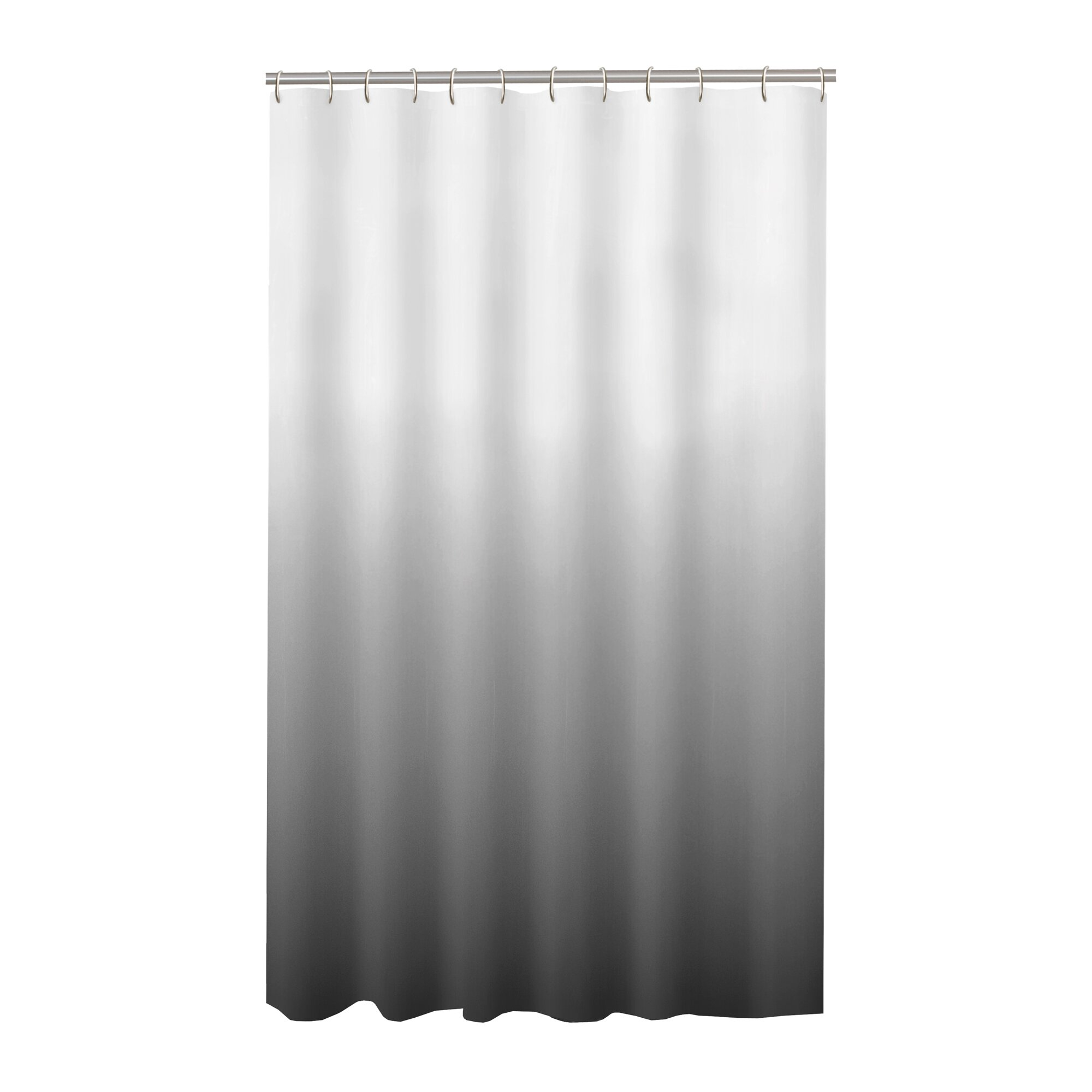 Style selections eva peva print multi fish shower curtain at lowes com - Maytex Happy Peva Shower Curtain Wayfair Cherish