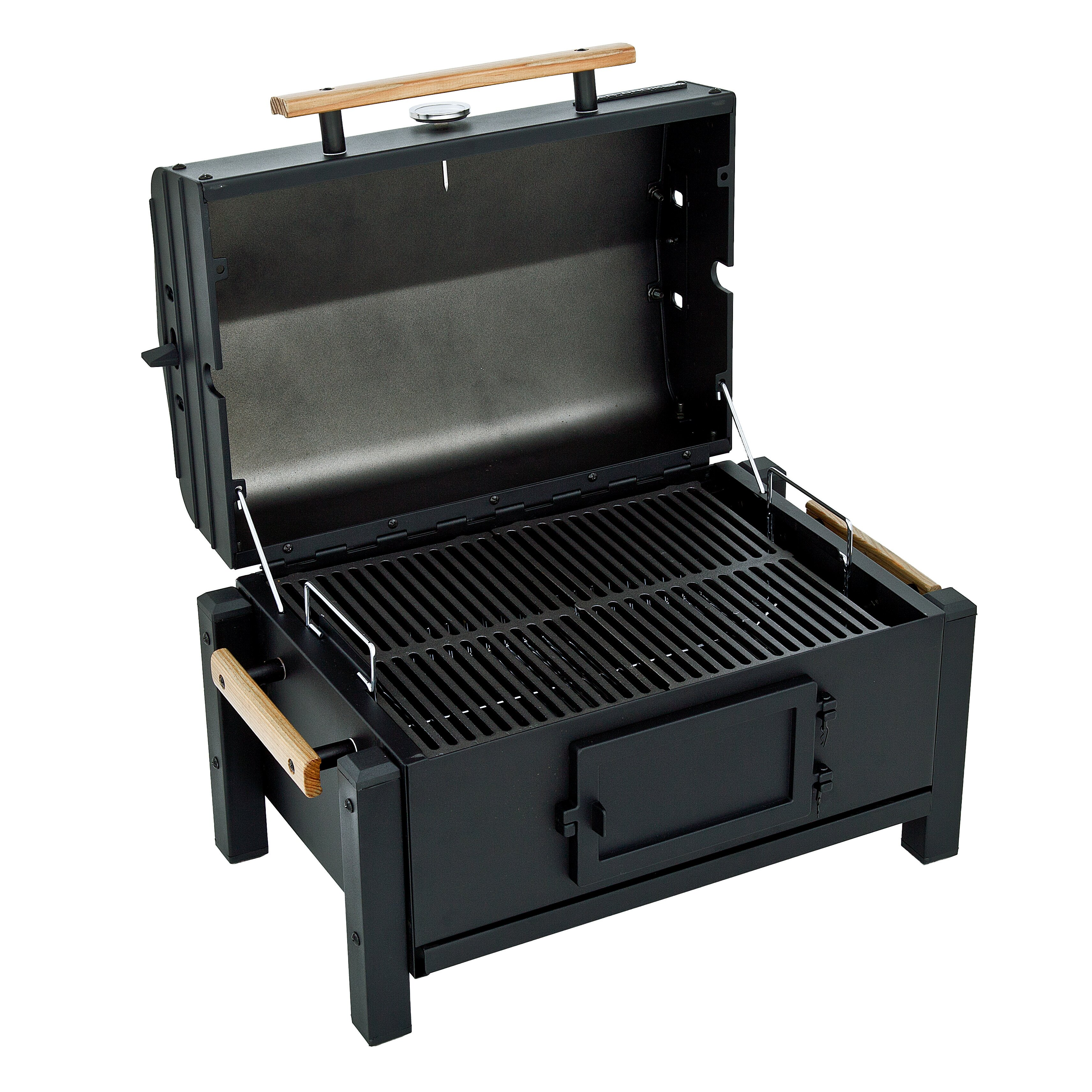 Charbroil Cb500x Portable Charcoal Tabletop Grill
