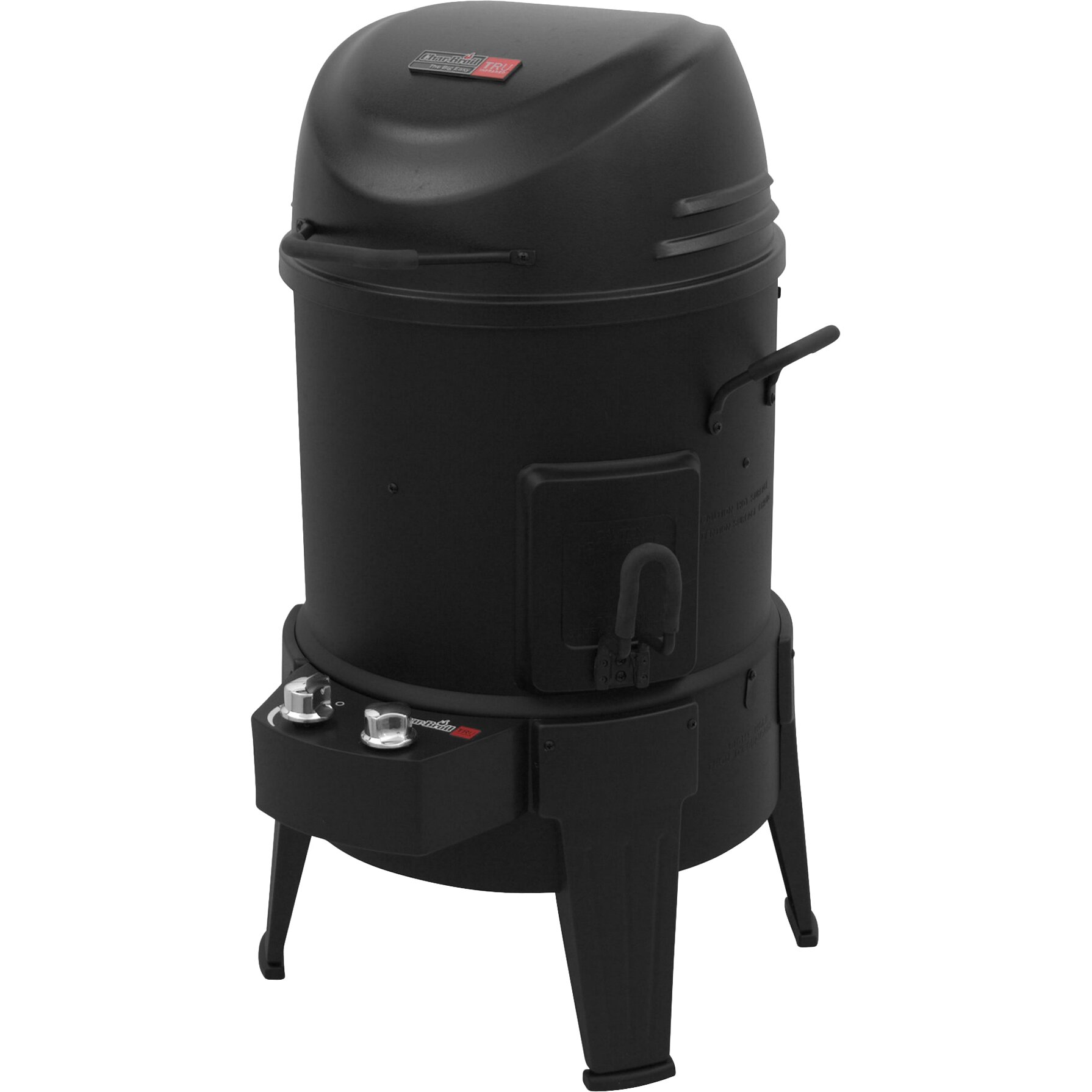 Charbroil The Big Easy Tru Infrared Propane Smoker
