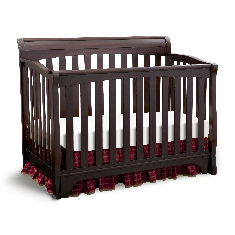 Delta Children Eclipse 4 In 1 Convertible Crib Reviews